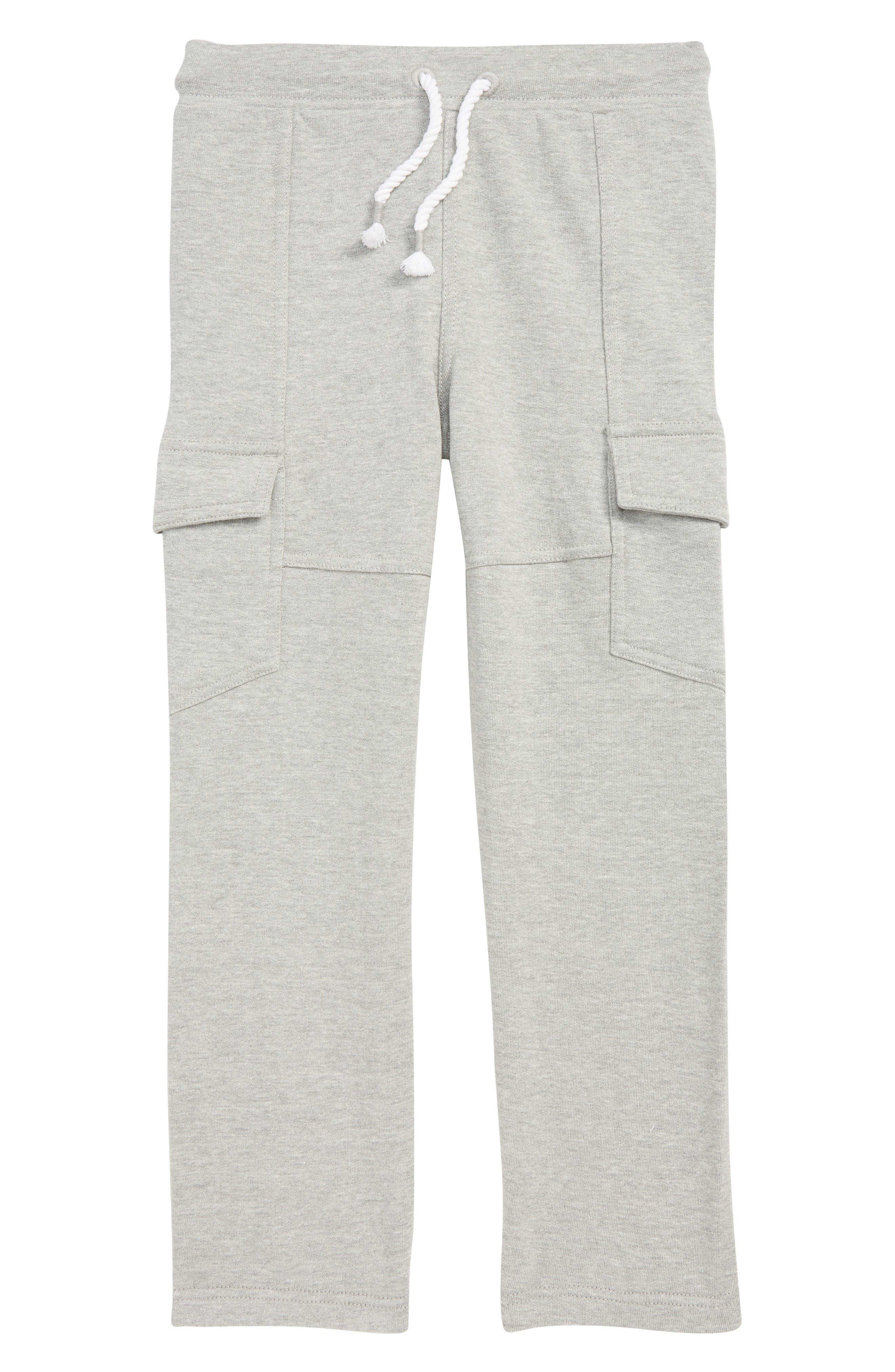 HATLEY Cargo Jogger Pants, Main, color, GREY