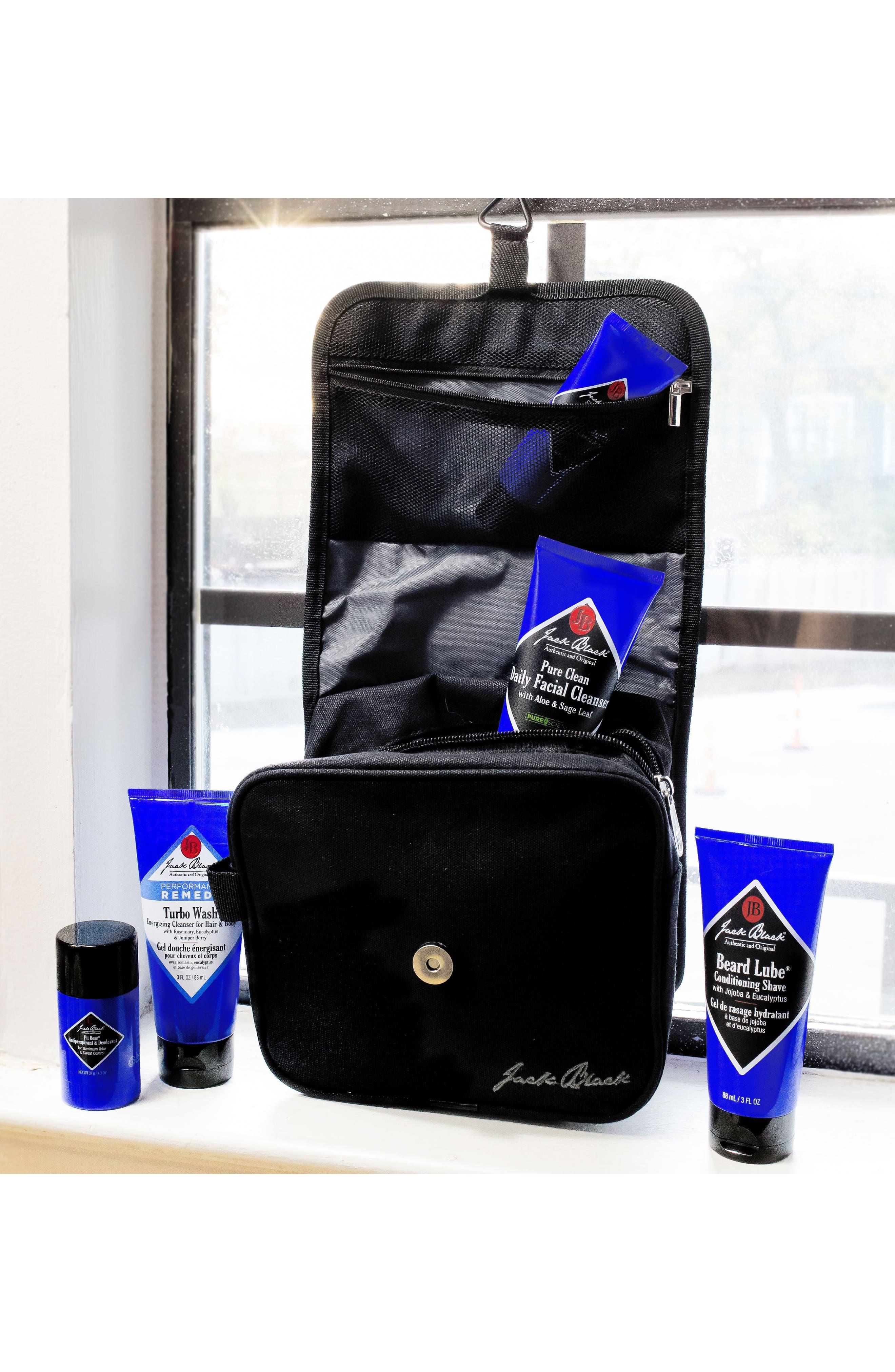 JACK BLACK, Pure Clean Daily Facial Cleanser, Alternate thumbnail 6, color, NO COLOR