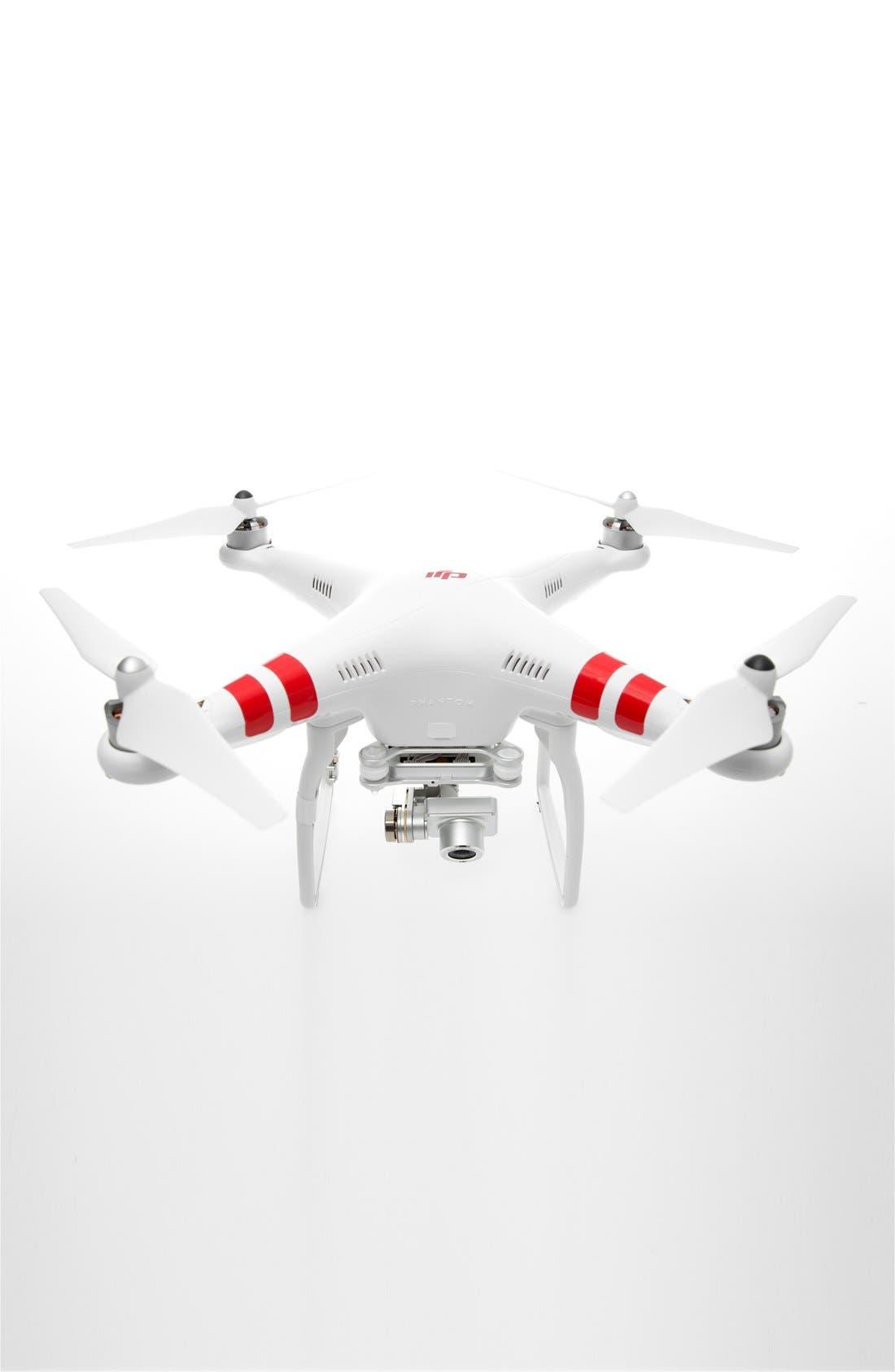 DJI, Phantom 2 Vision Plus Flying Video Camera, Alternate thumbnail 5, color, 100