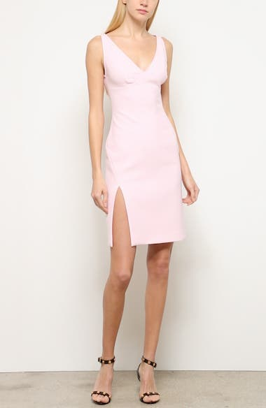 Stretch Cady Sheath Dress, video thumbnail