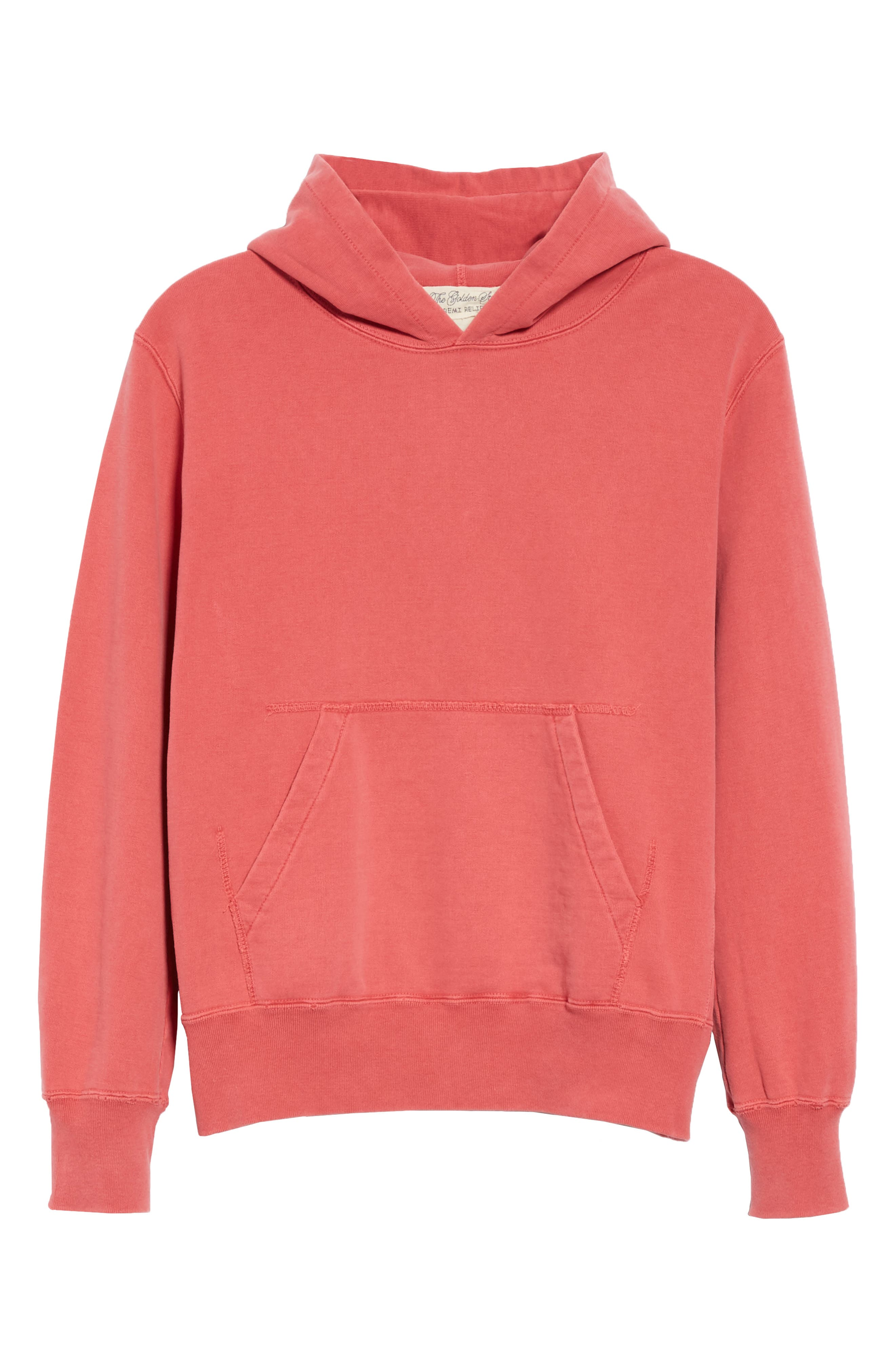 REMI RELIEF, Hoodie, Alternate thumbnail 6, color, 600