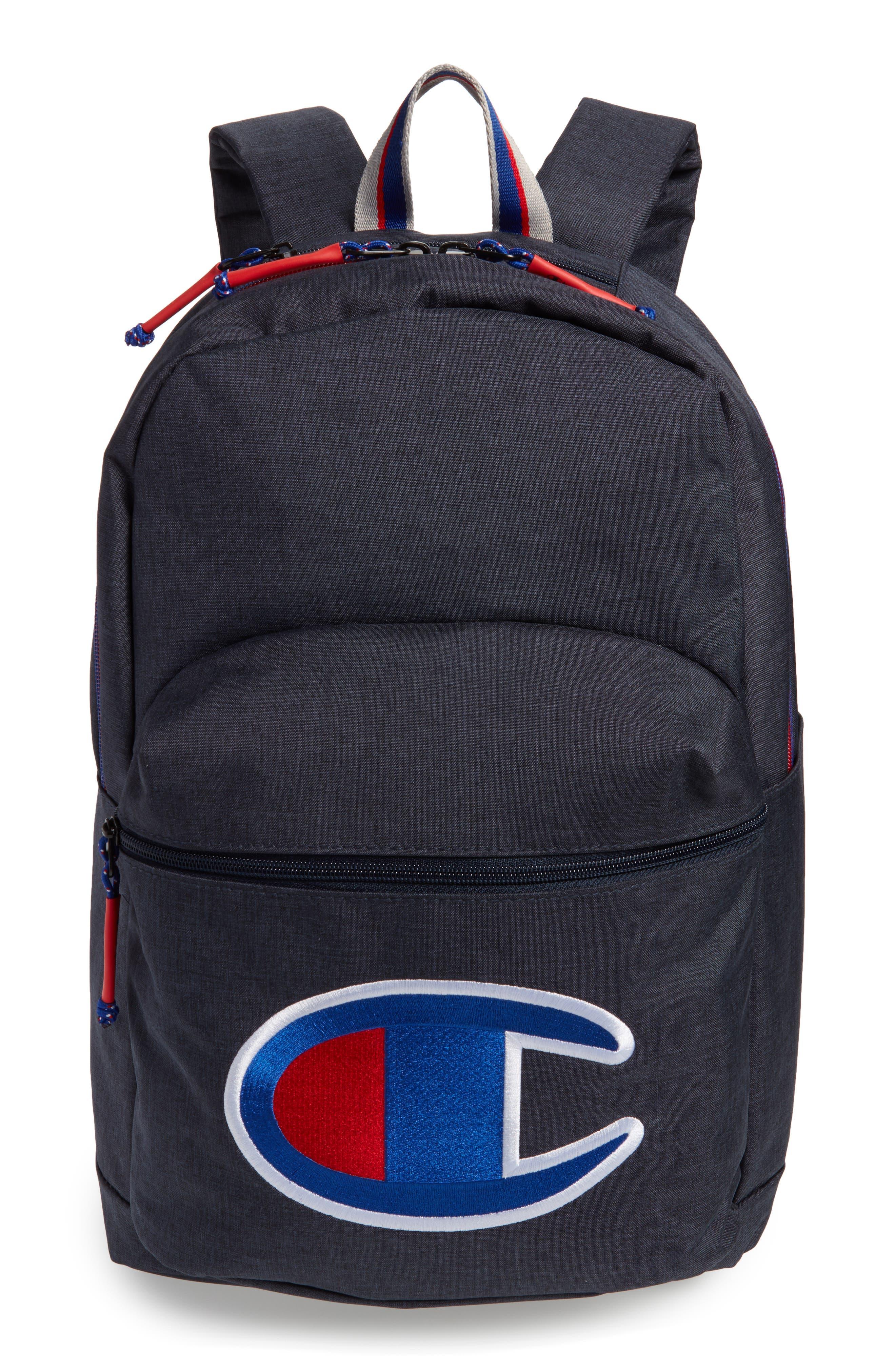 CHAMPION, Supercize Backpack, Main thumbnail 1, color, 410