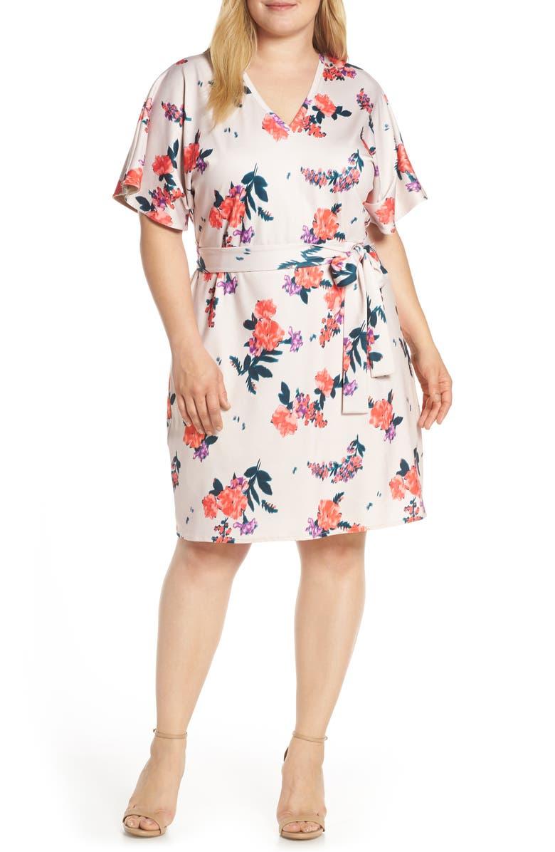 Rachel Rachel Roy Dresses RACHEL ROY ANDREA TIE WAIST DRESS