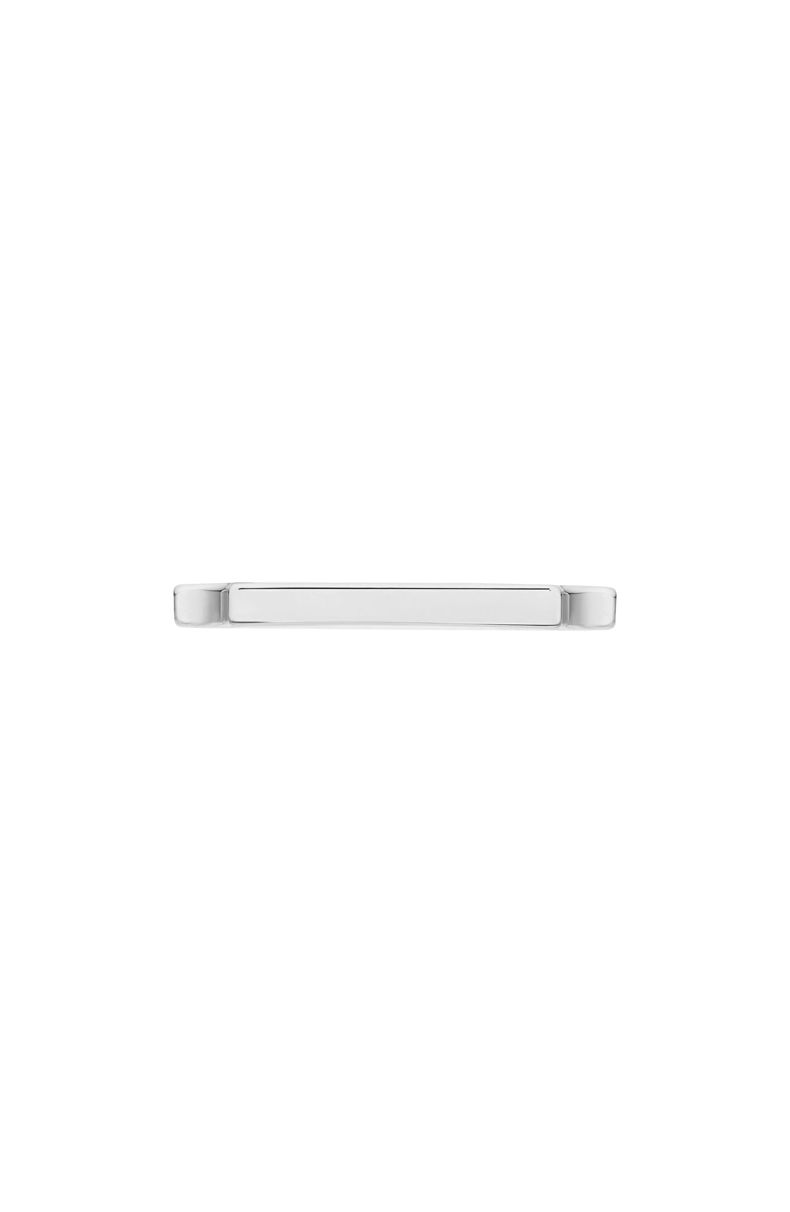 MONICA VINADER, Signature Thin Ring, Alternate thumbnail 3, color, SILVER