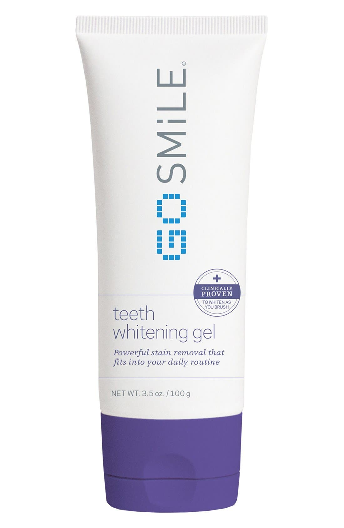 GO SMILE<SUP>®</SUP>, Teeth Whitening Gel, Main thumbnail 1, color, 000