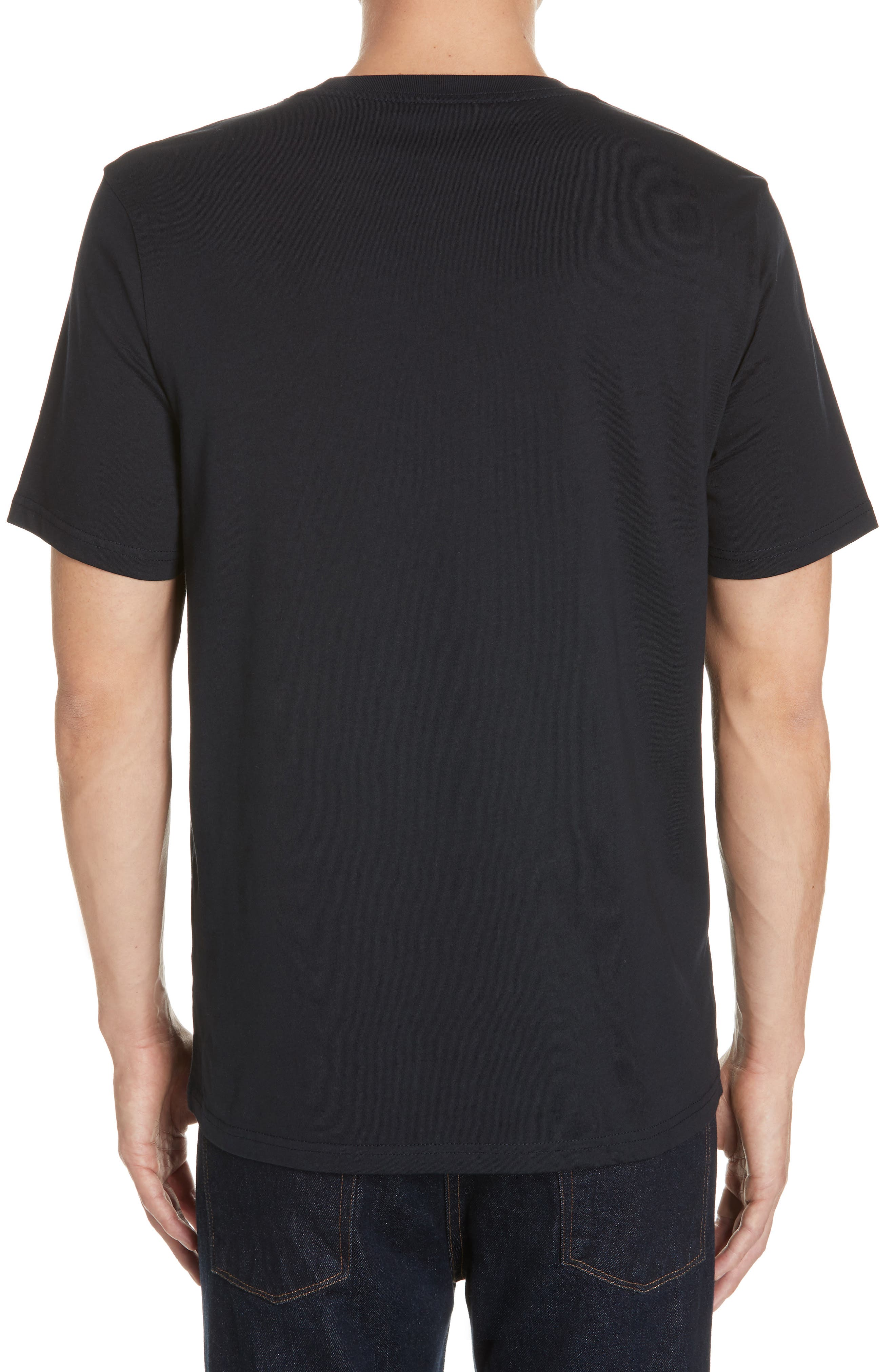 PS PAUL SMITH, Dino Graphic T-Shirt, Alternate thumbnail 2, color, 419