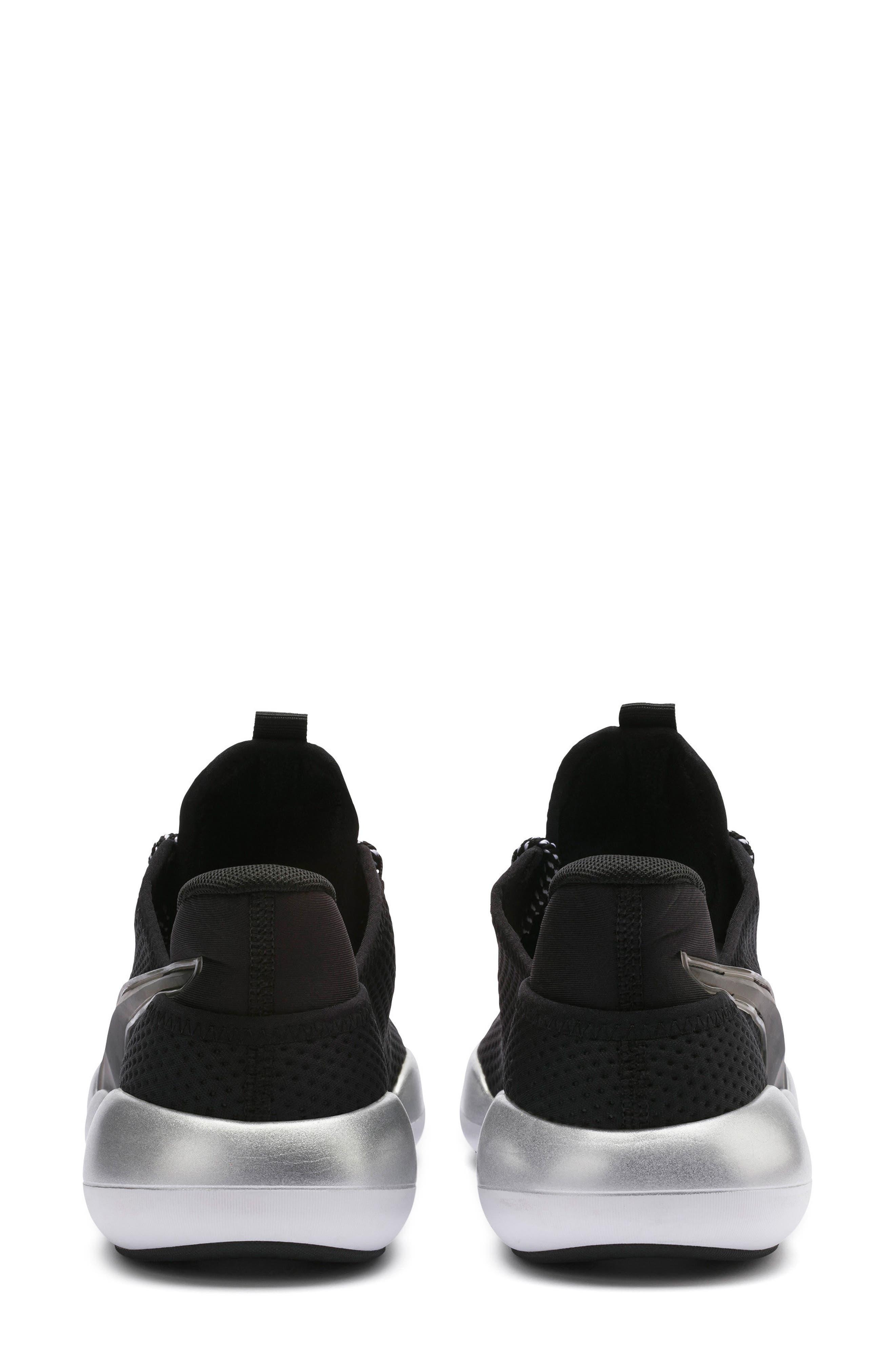 PUMA, Mode XT Hybrid Training Shoe, Alternate thumbnail 8, color, BLACK