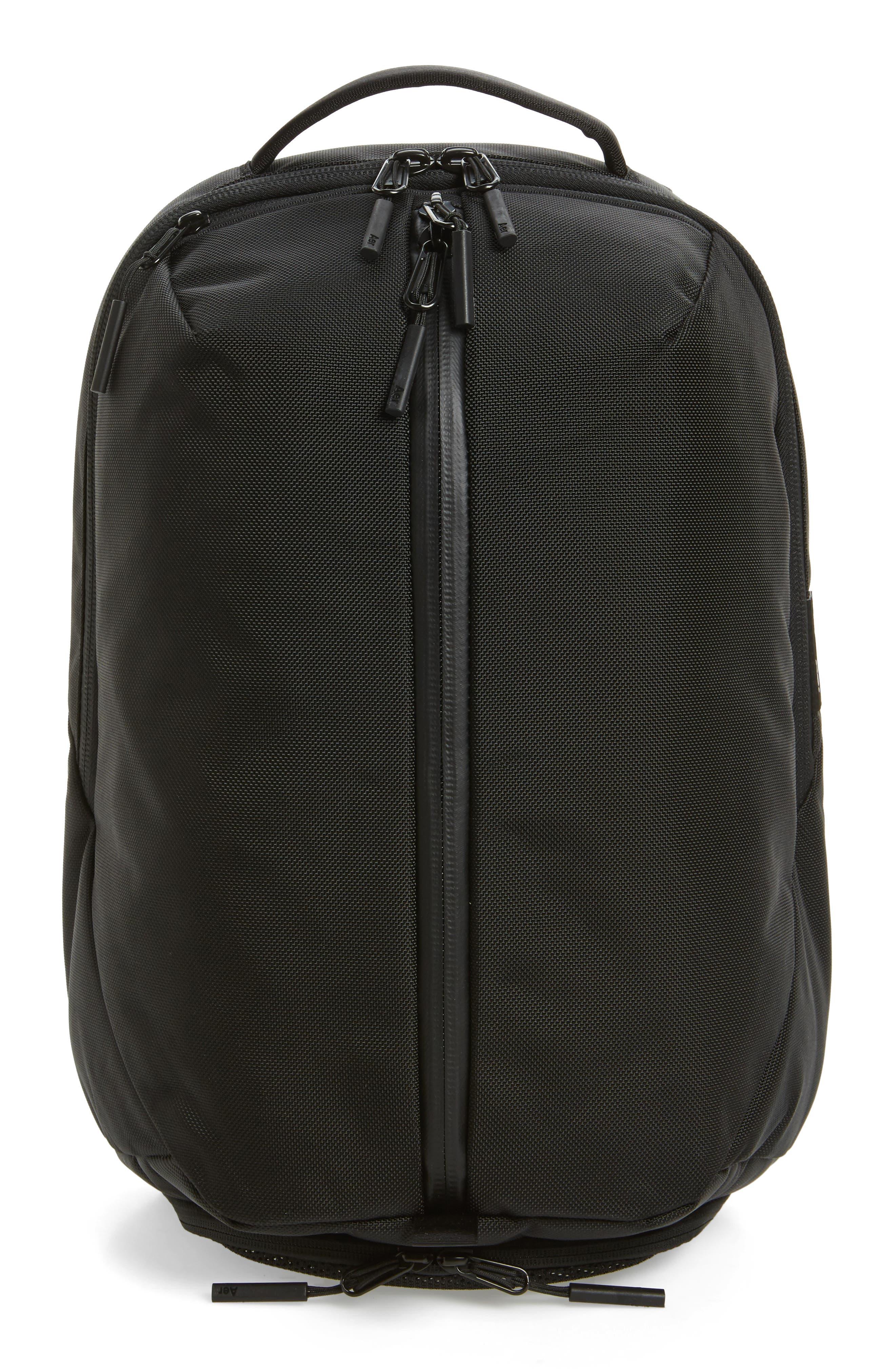 AER Fit Pack 2 Backpack, Main, color, BLACK
