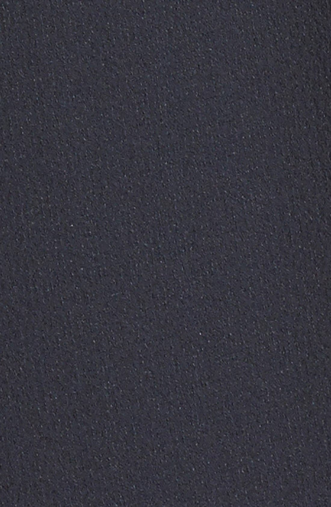 ASTR THE LABEL, ASTR V-Neck Crepe Shift Dress, Alternate thumbnail 8, color, 400