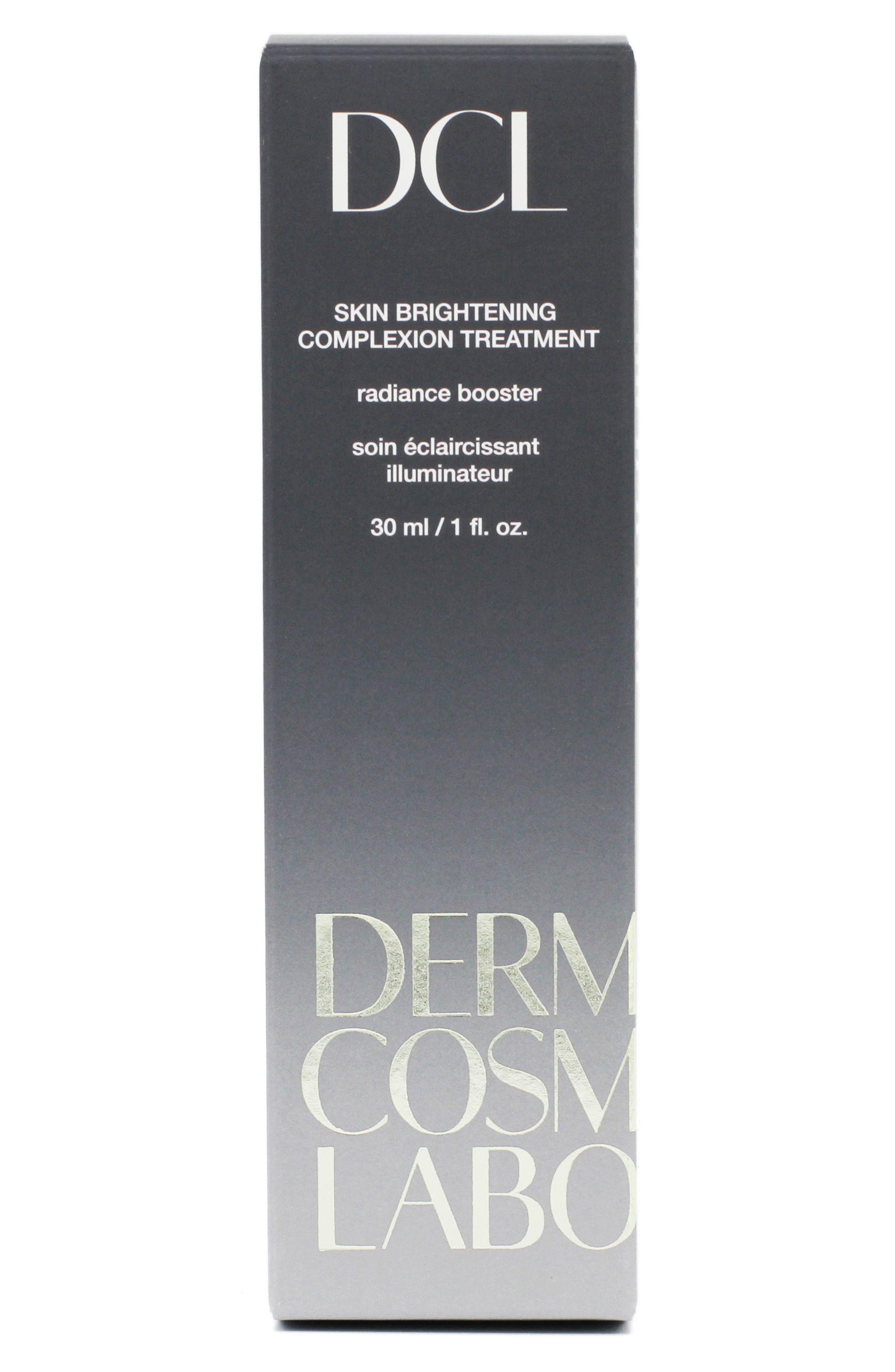 DERMATOLOGIC COSMETIC LABORATORIES, Skin Brightening Complexion Treatment, Alternate thumbnail 2, color, 000