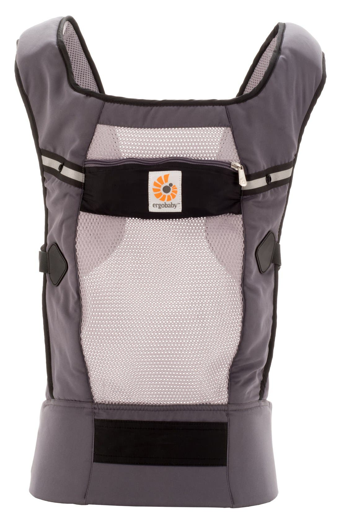 ERGOBABY 'Performance' Baby Carrier, Main, color, 025