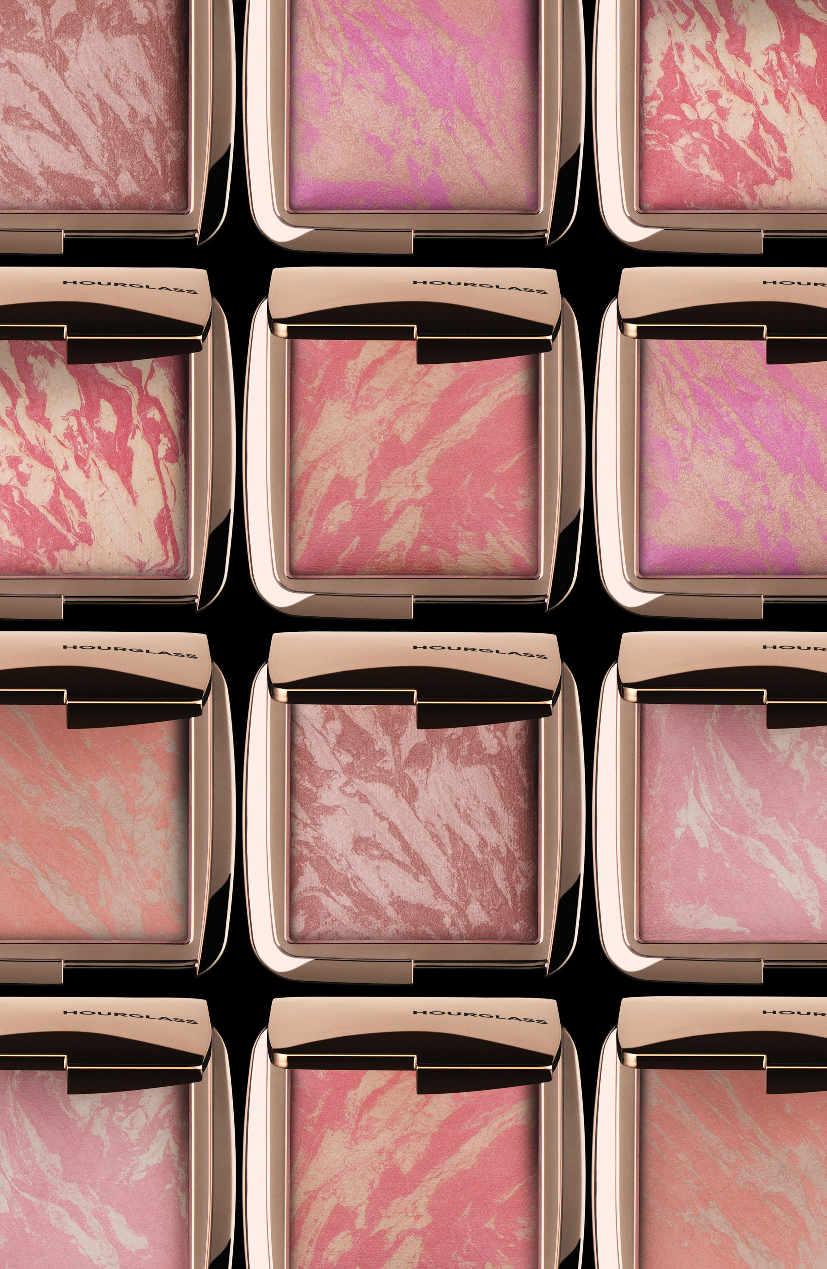 HOURGLASS, Ambient<sup>®</sup> Lighting Blush, Alternate thumbnail 4, color, LUMINOUS FLUSH