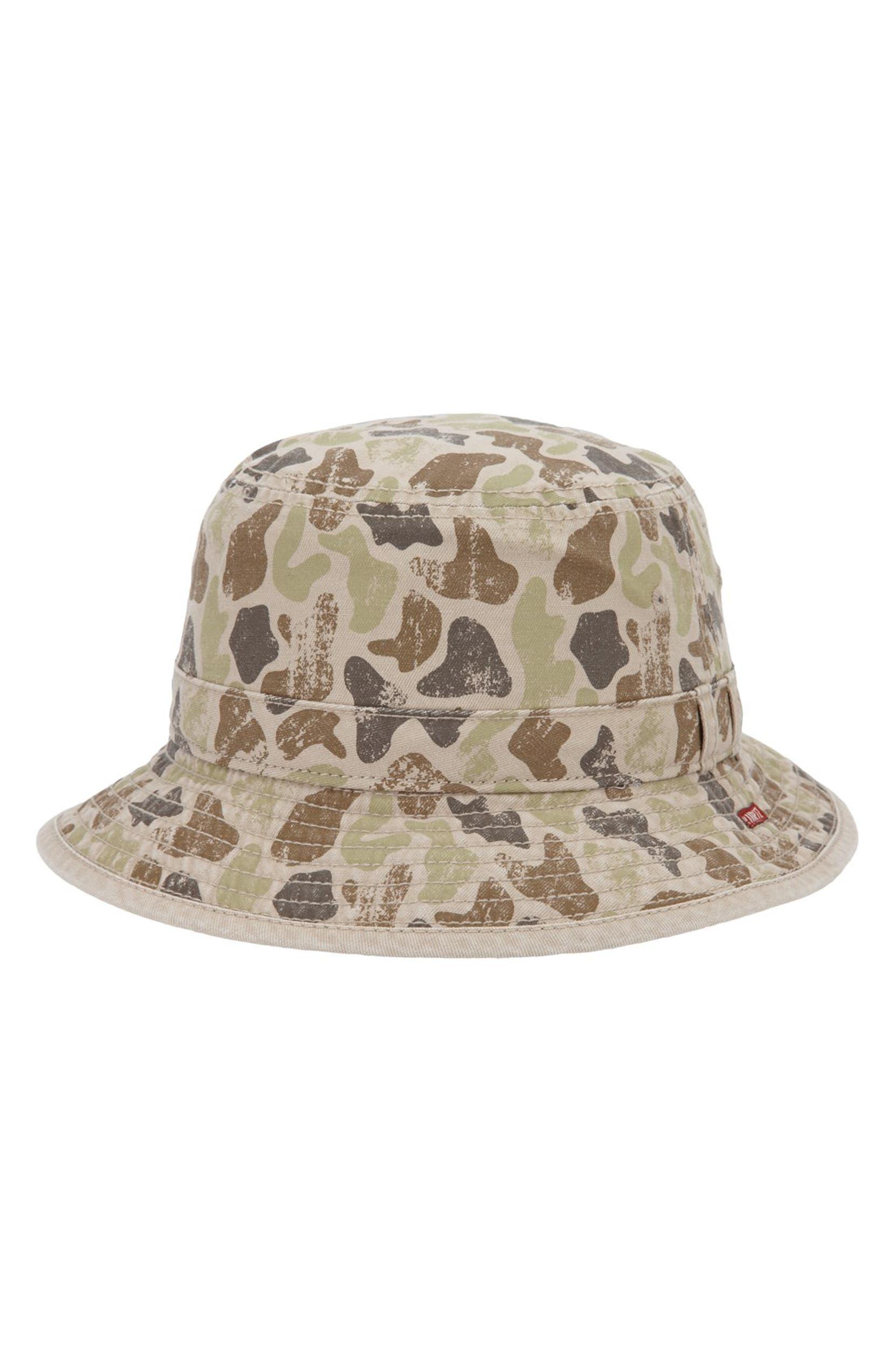 1d3719c48 A. Kurtz 'Marsh' Camo Print Bucket Hat | Nordstrom