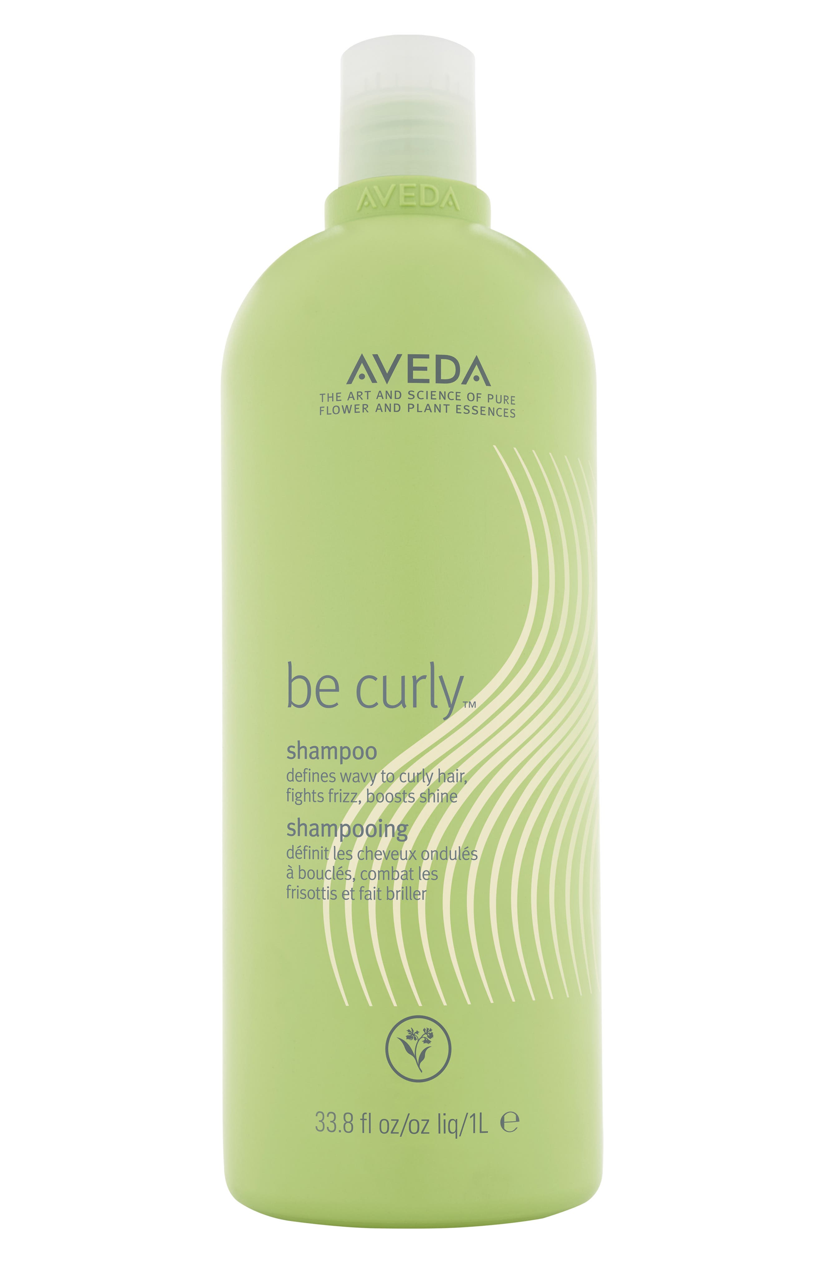 AVEDA, be curly<sup>™</sup> Shampoo, Alternate thumbnail 3, color, NO COLOR