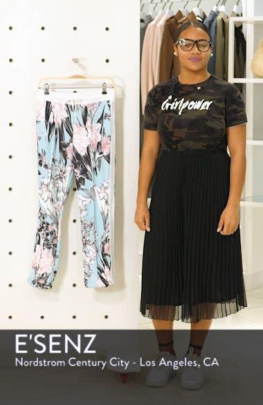 Sportswear Floral Print Pants, sales video thumbnail