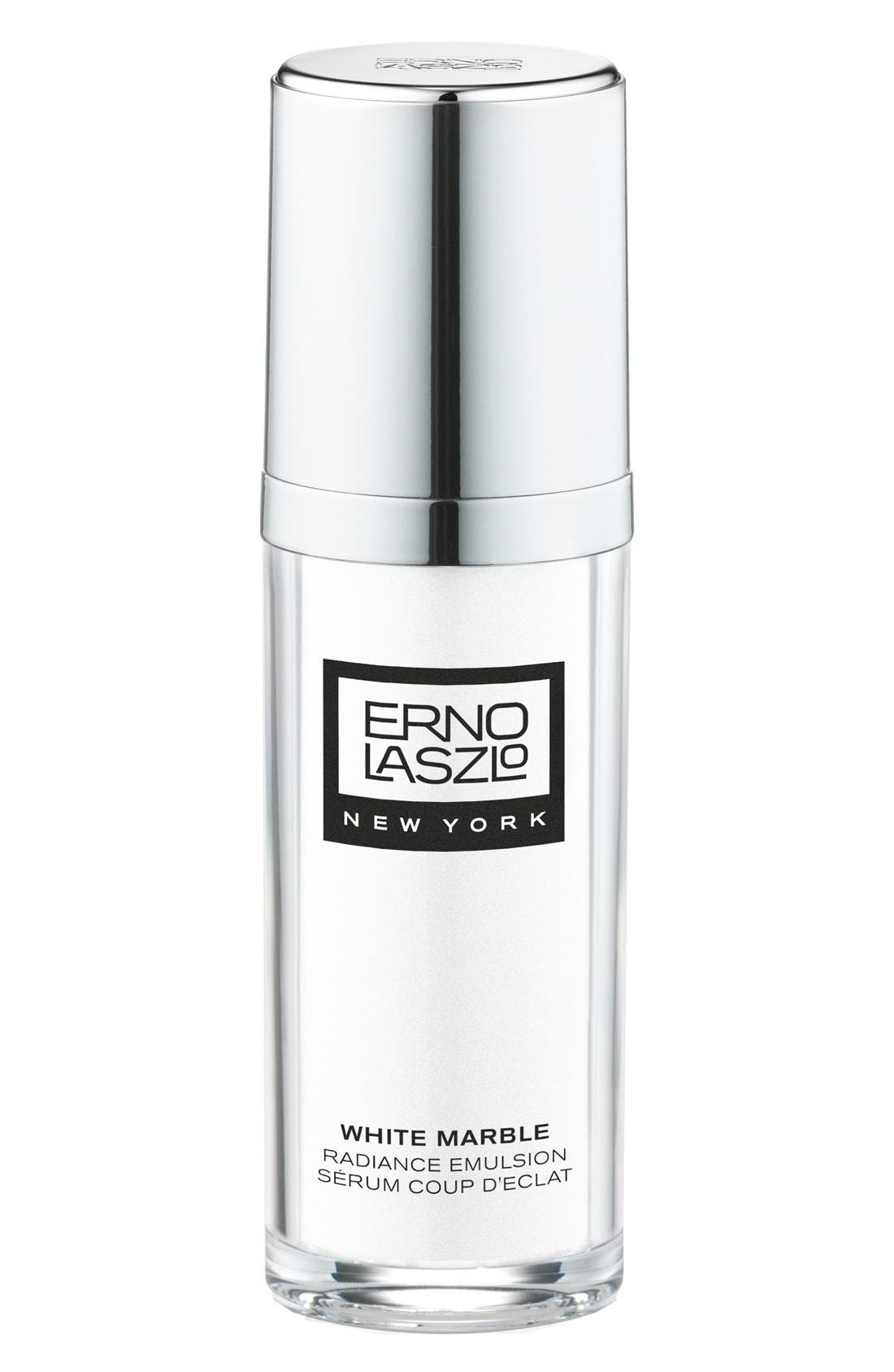 ERNO LASZLO, White Marble Radiance Emulsion, Main thumbnail 1, color, NO COLOR