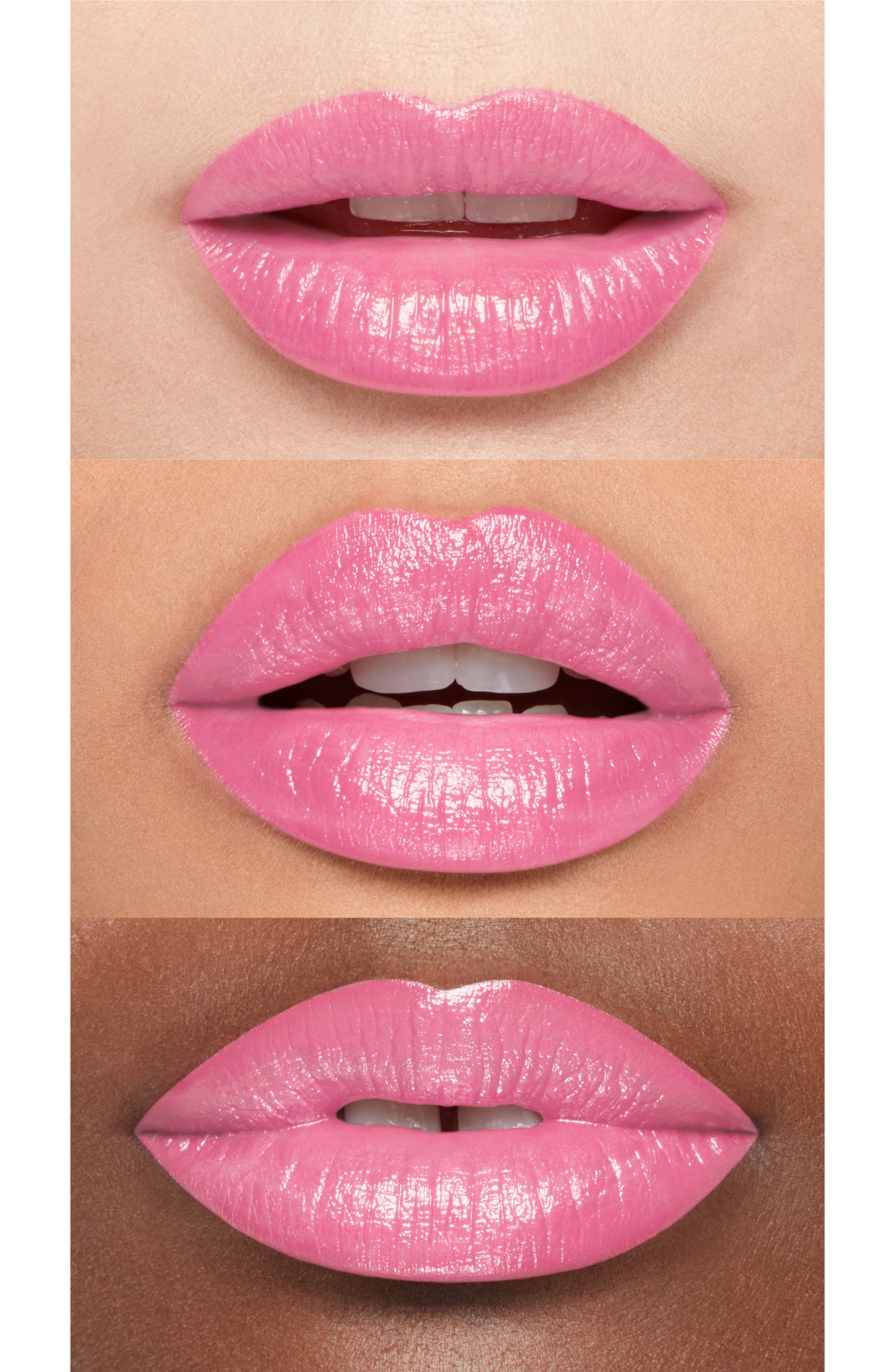 SMASHBOX, Be Legendary Cream Lipstick, Alternate thumbnail 2, color, PANORAMA PINK