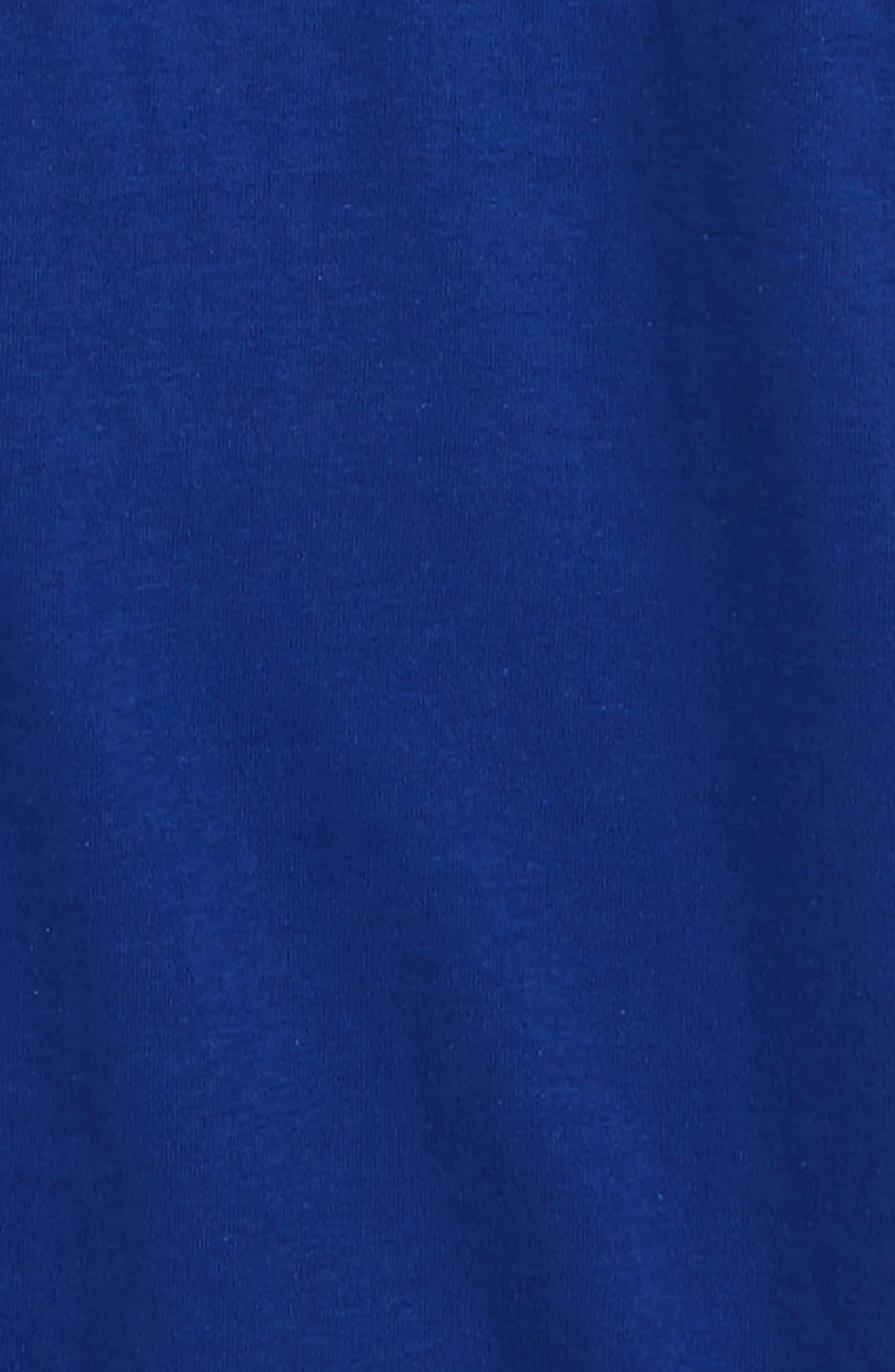 '47, Super Rival Chicago Cubs T-Shirt, Alternate thumbnail 2, color, ROYAL
