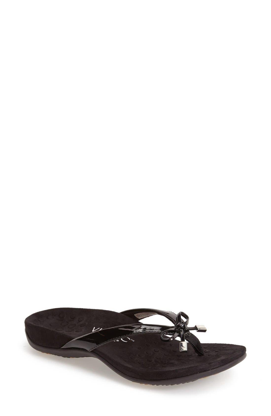 d7c94040050e Vionic  Bella Ii  Sandal- Black