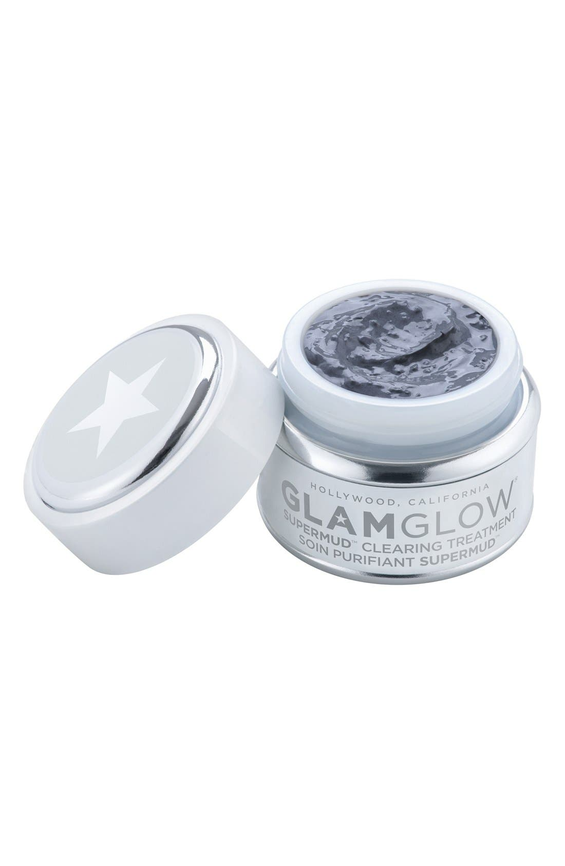 GLAMGLOW<SUP>®</SUP>, 'SUPERMUD<sup>™</sup>' Clearing Treatment, Alternate thumbnail 4, color, 000