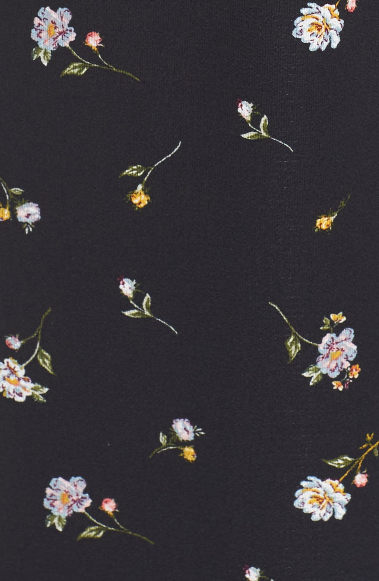 ALI & JAY, Flowers for Days Jumpsuit, Alternate thumbnail 6, color, WILD FLOWERS