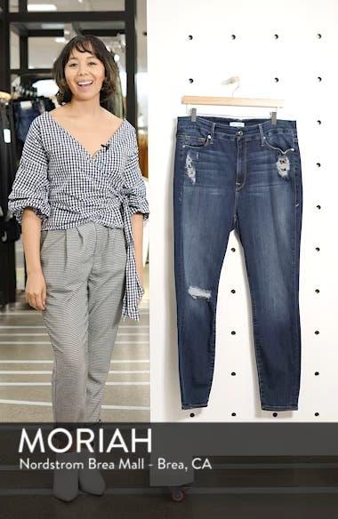 Good Legs Cheetah Pockets High Waist Jeans, sales video thumbnail