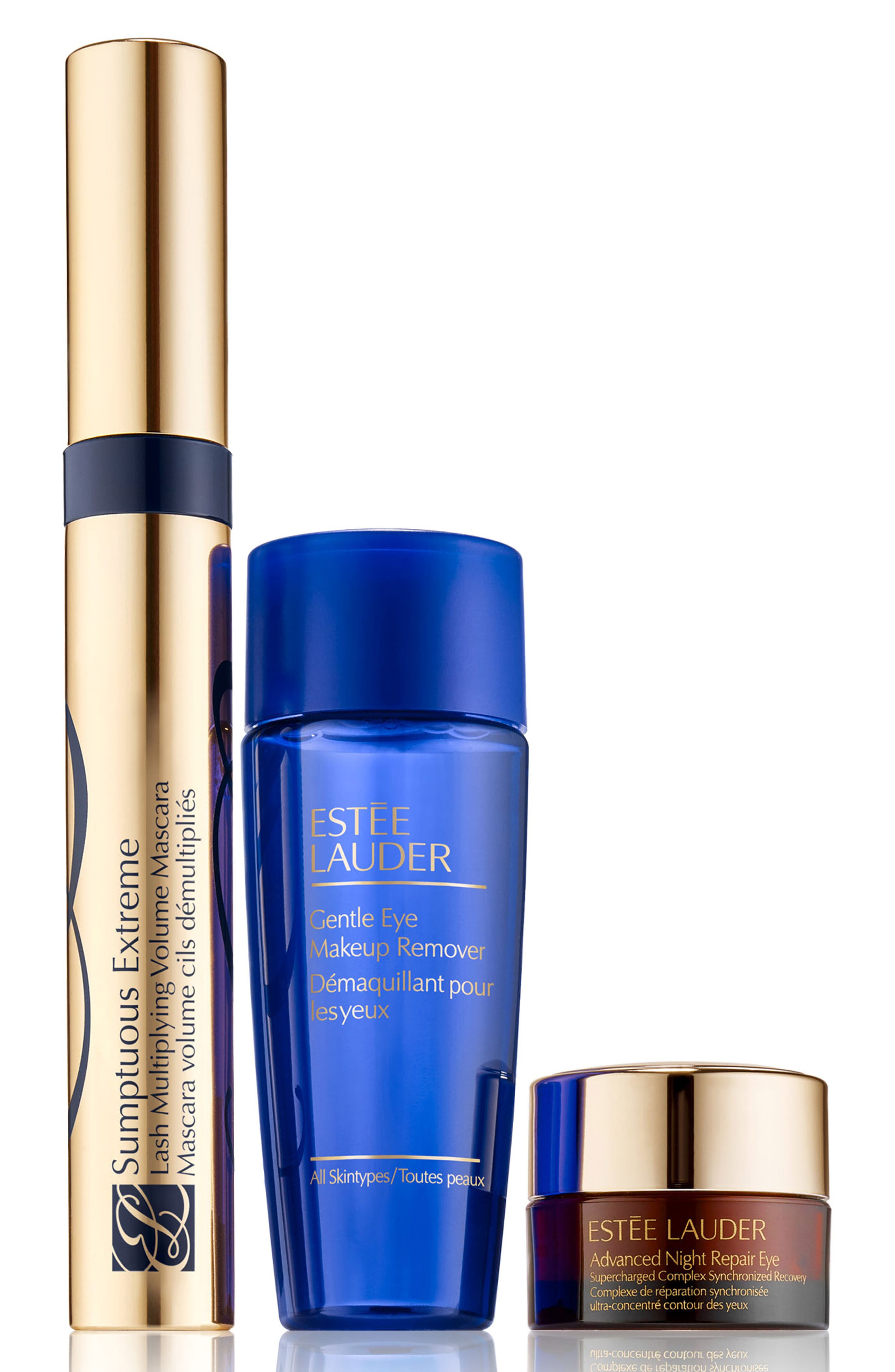 ESTÉE LAUDER Extreme Volume Brighter, Bigger, Bolder Eyes Set, Main, color, NO COLOR