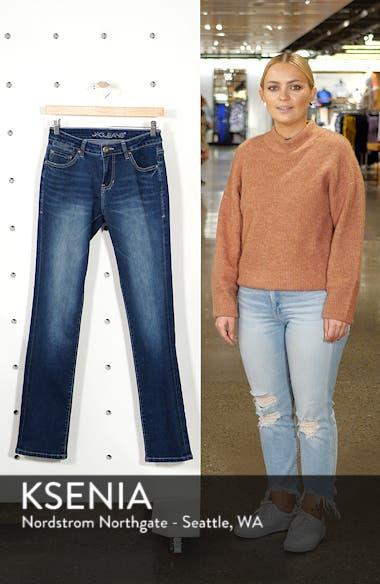 Hanna Stretch Straight Leg Jeans, sales video thumbnail