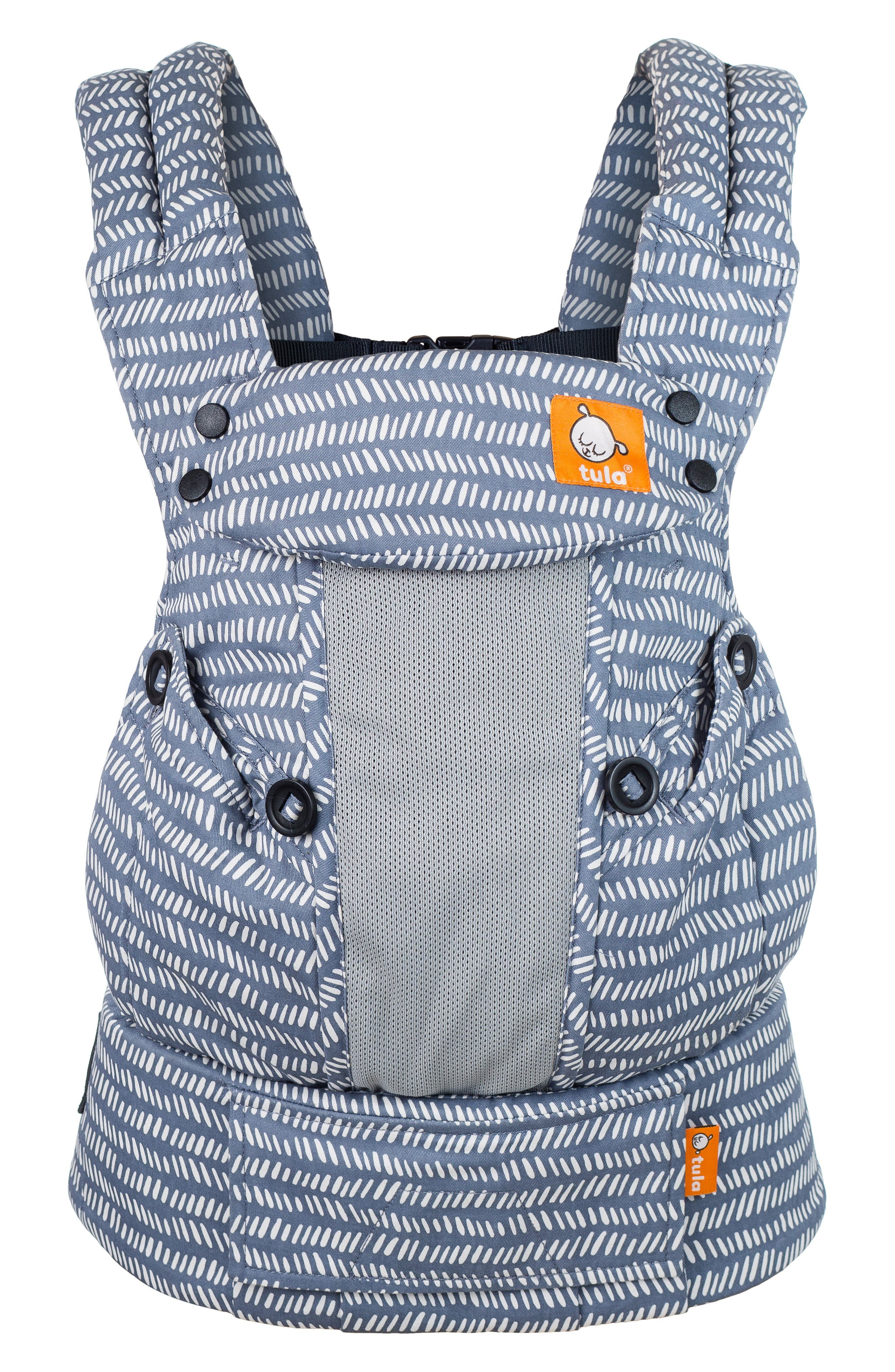 Infant Baby Tula Explore Breathable Mesh Frontback Baby Carrier Size One Size  Blue