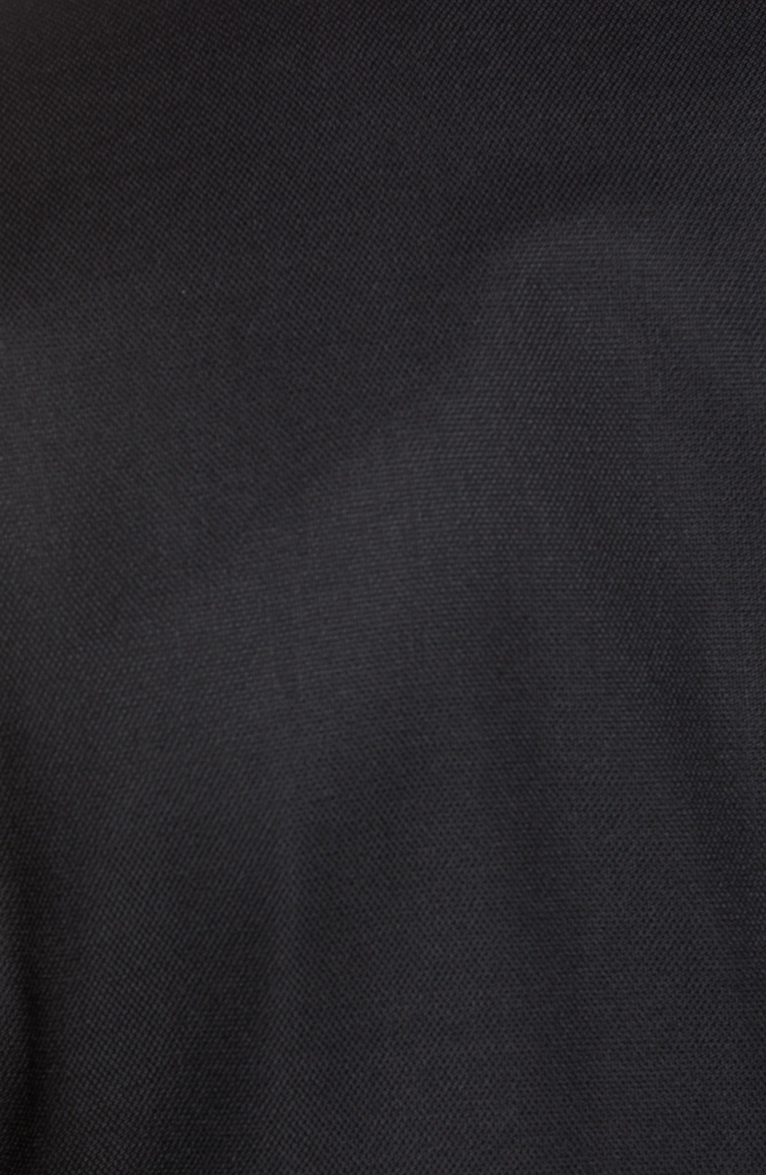 BOSS, Raye Extra Slim Fit Sport Coat, Alternate thumbnail 6, color, BLACK