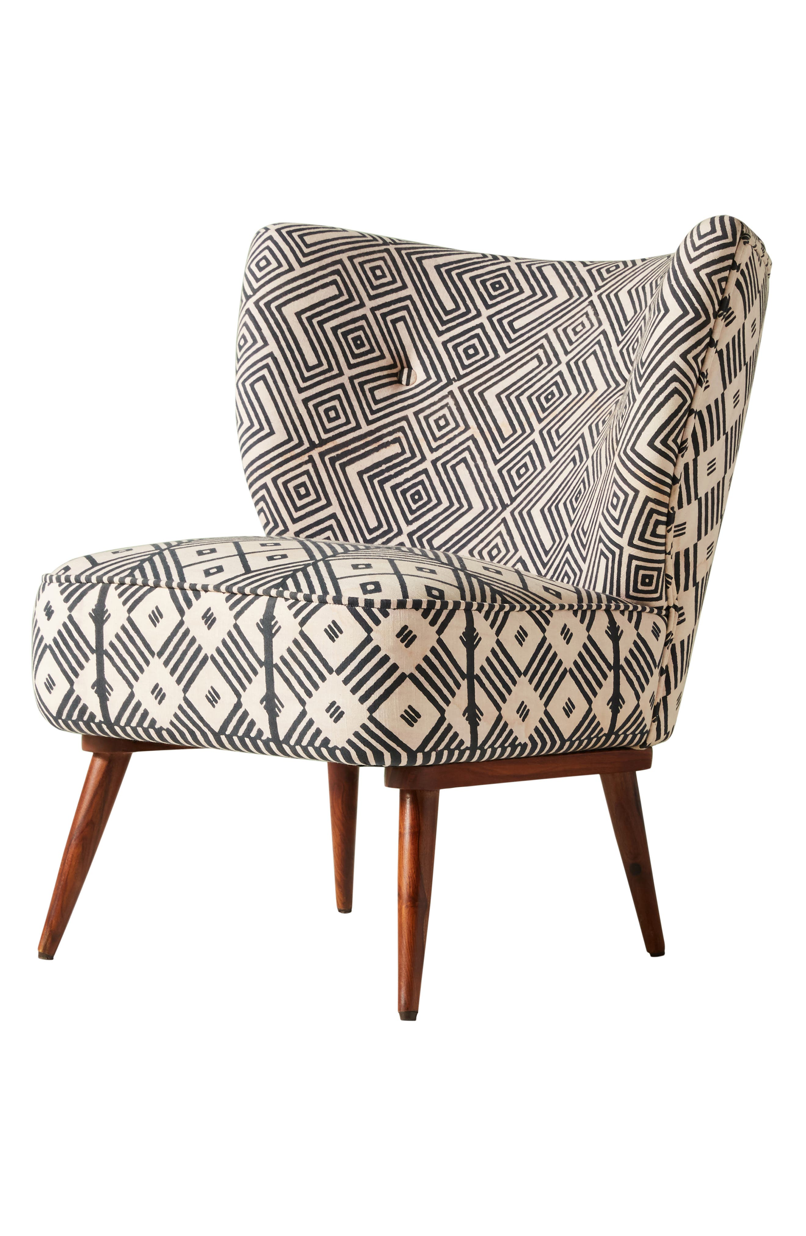 ANTHROPOLOGIE, Ulla Chair, Alternate thumbnail 5, color, 020