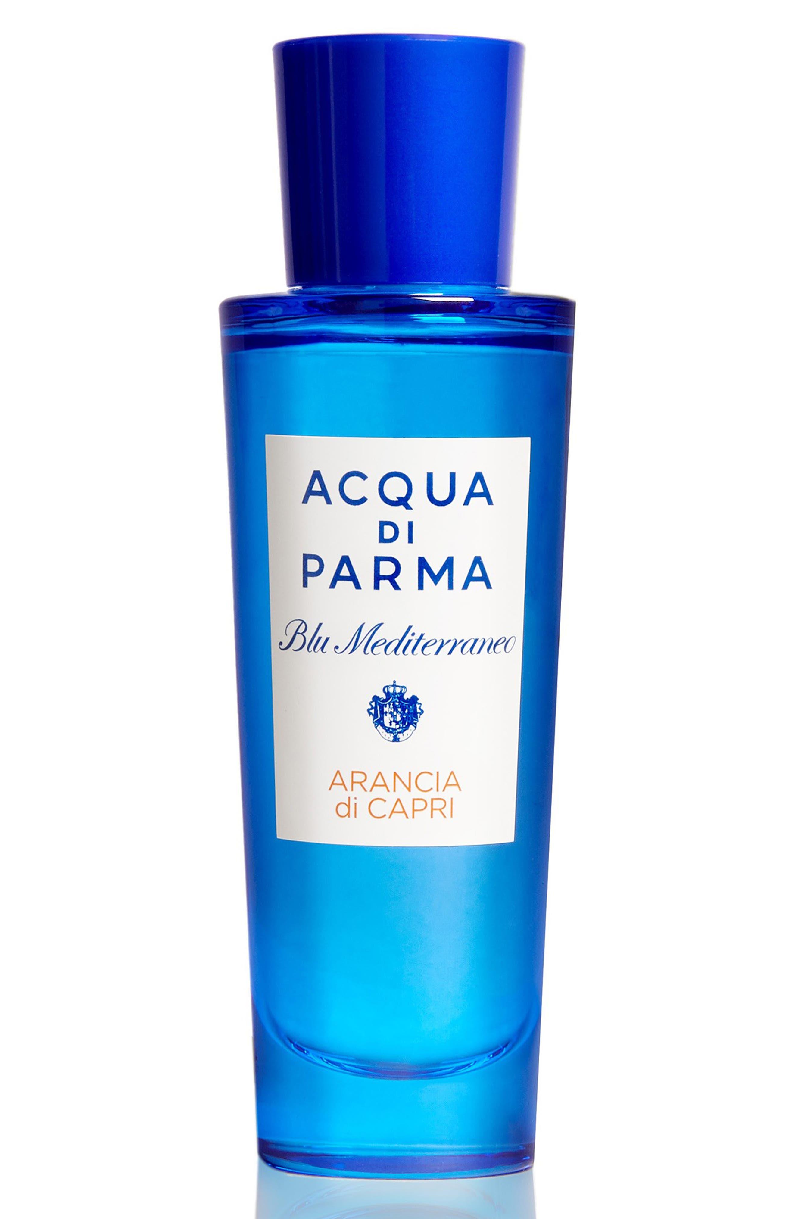 ACQUA DI PARMA, Blu Mediterraneo Arancia di Capri Eau de Toilette, Alternate thumbnail 6, color, NO COLOR