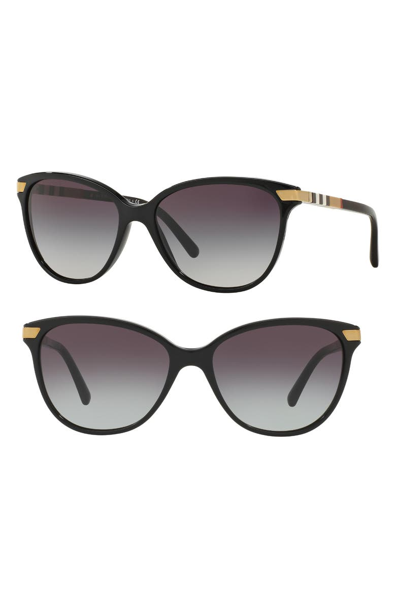 0a560b5a9c1e Burberry 57mm Cat Eye Sunglasses