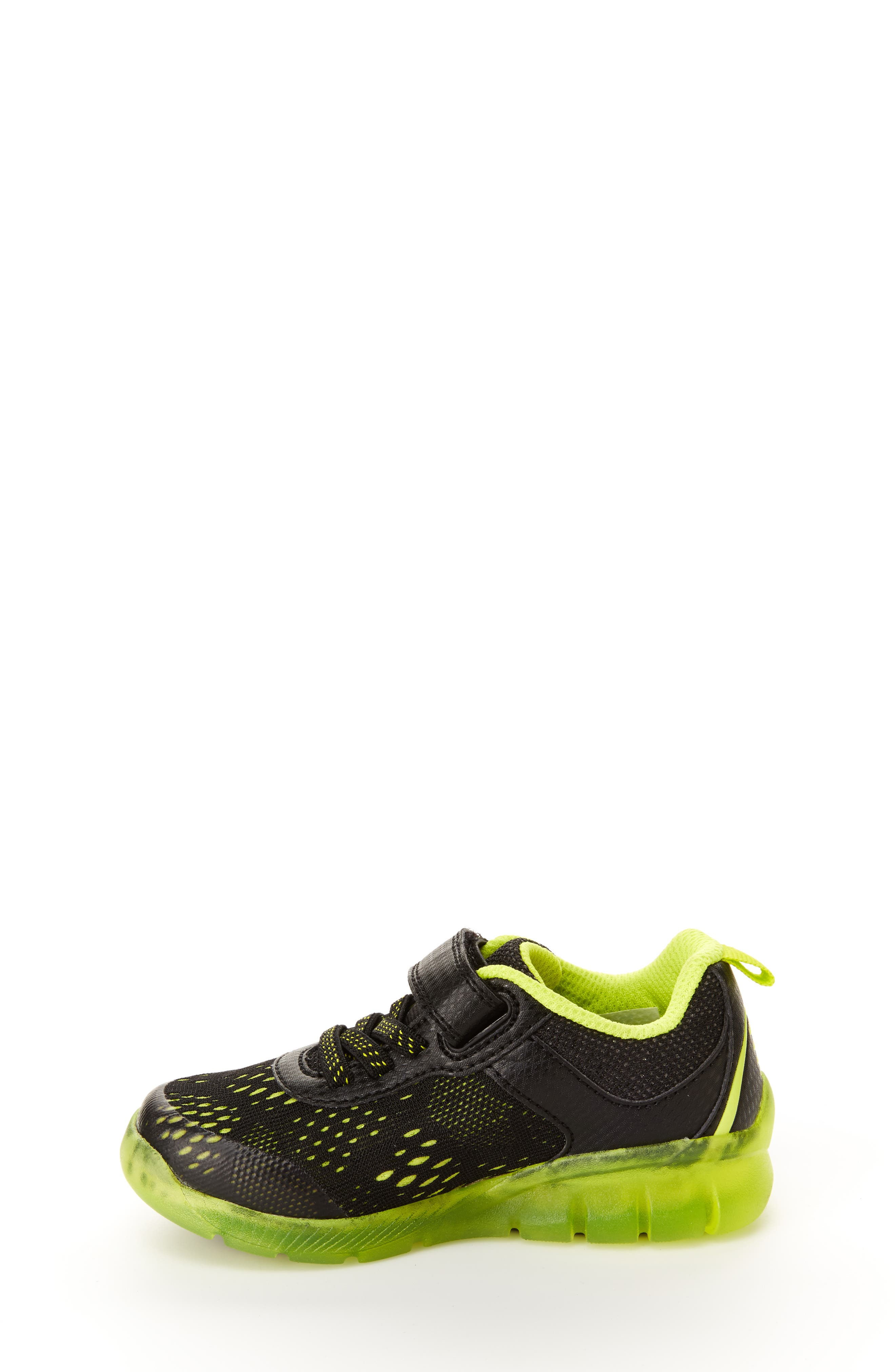 STRIDE RITE, Made2Play<sup>®</sup> Neo Light-Up Sneaker, Alternate thumbnail 10, color, 002
