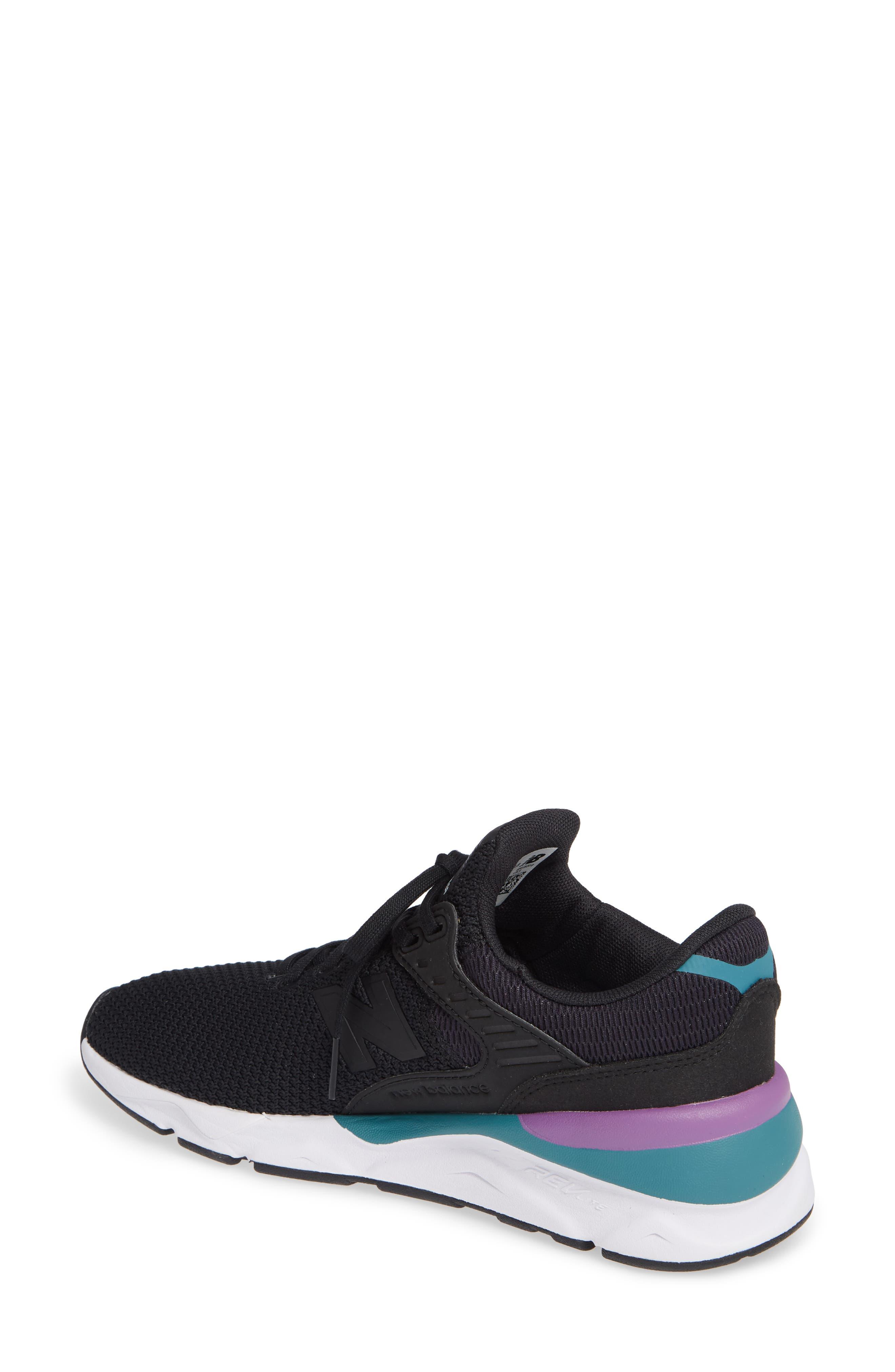 NEW BALANCE, X-90 Sneaker, Alternate thumbnail 2, color, PHANTOM