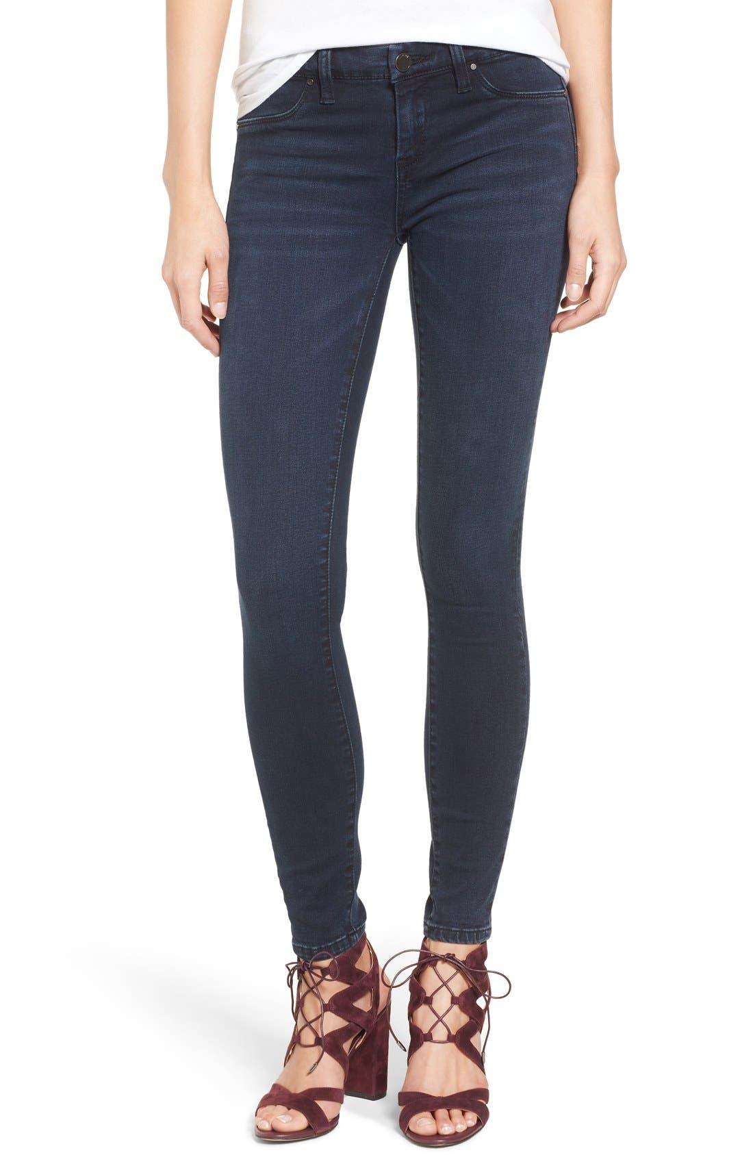 BLANKNYC Skinny Jeans, Main, color, 400