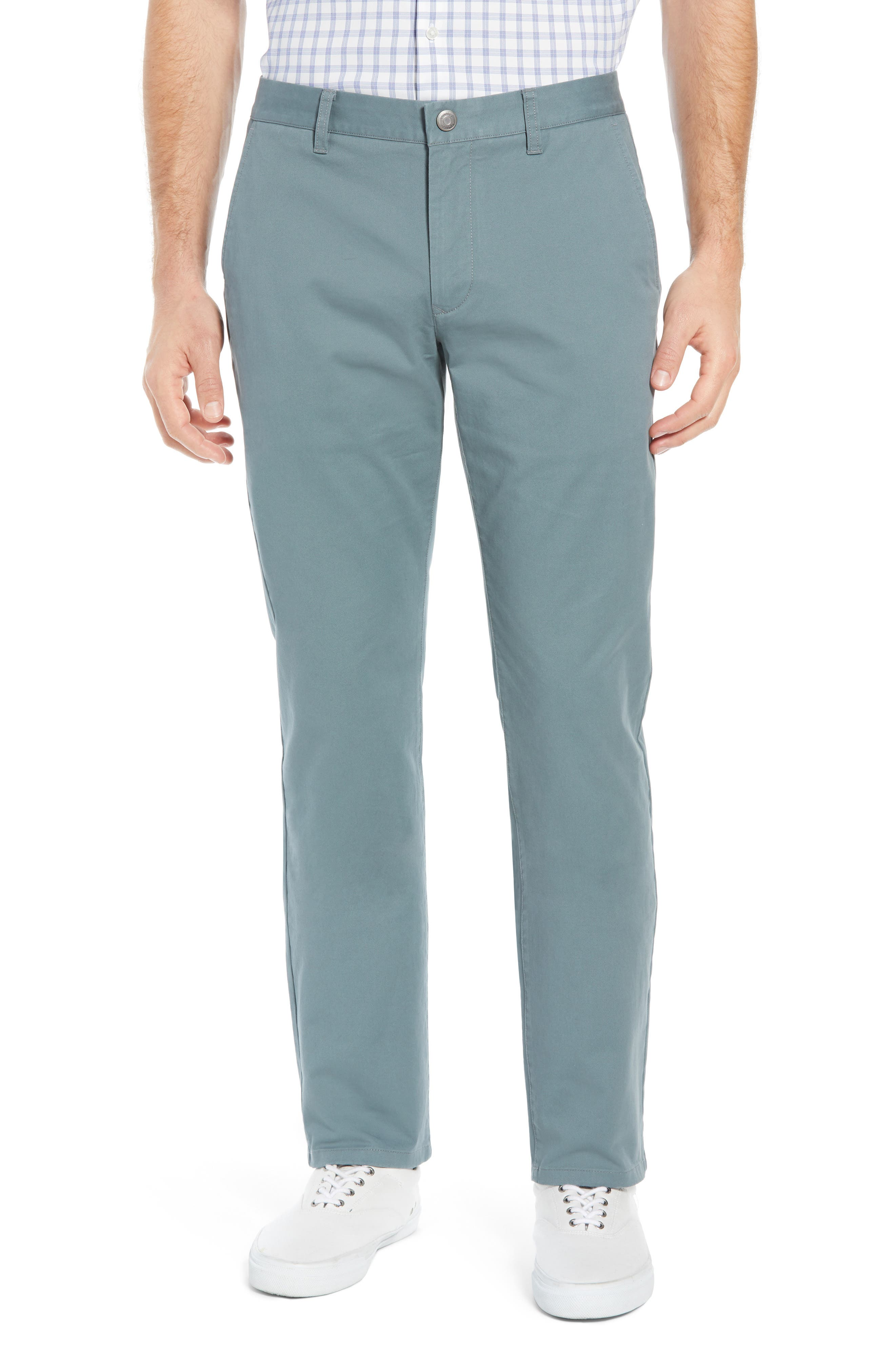 BONOBOS Slim Fit Stretch Washed Chinos, Main, color, NOPALES