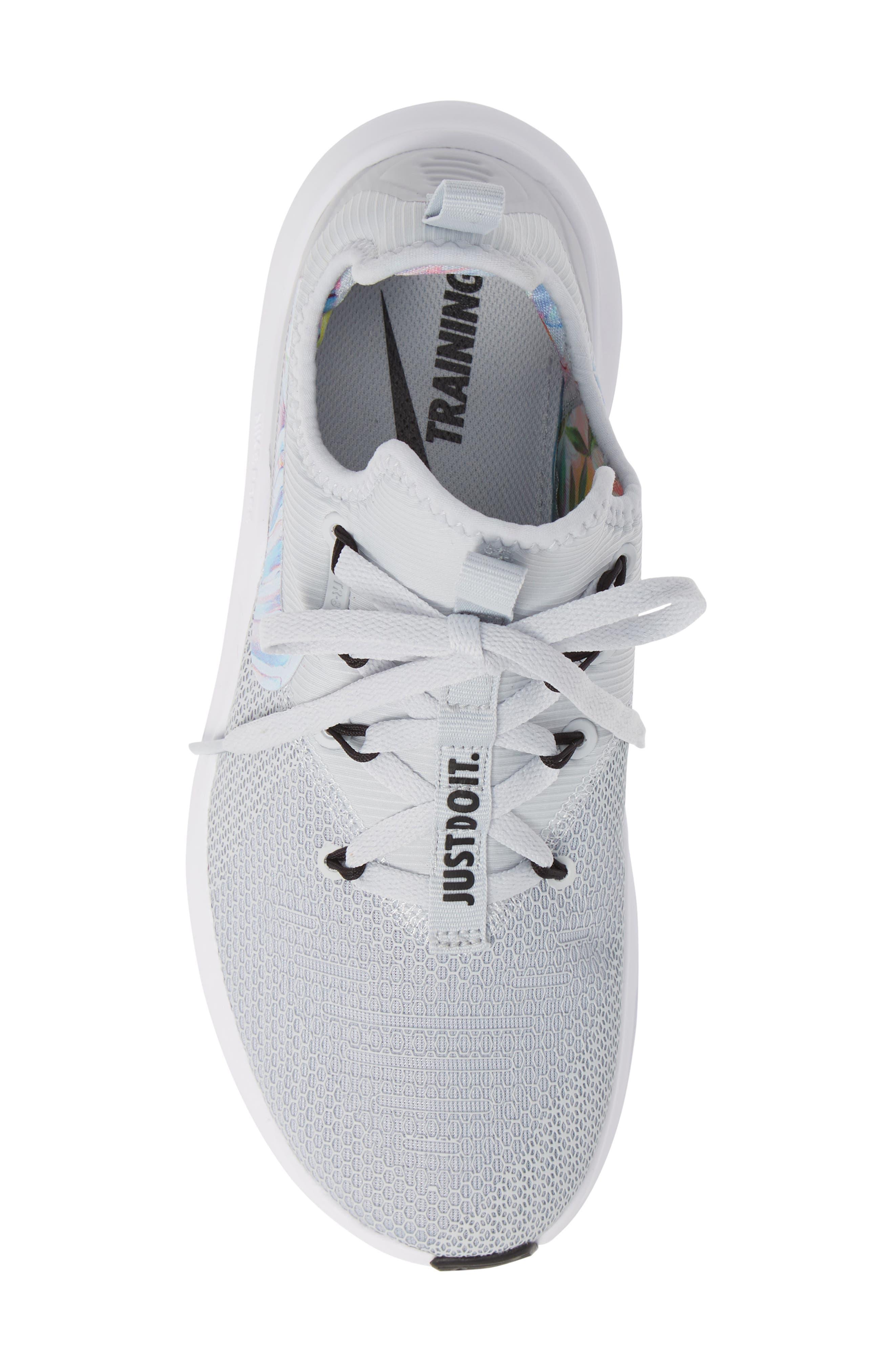 NIKE, Free TR8 Training Shoe, Alternate thumbnail 5, color, 025