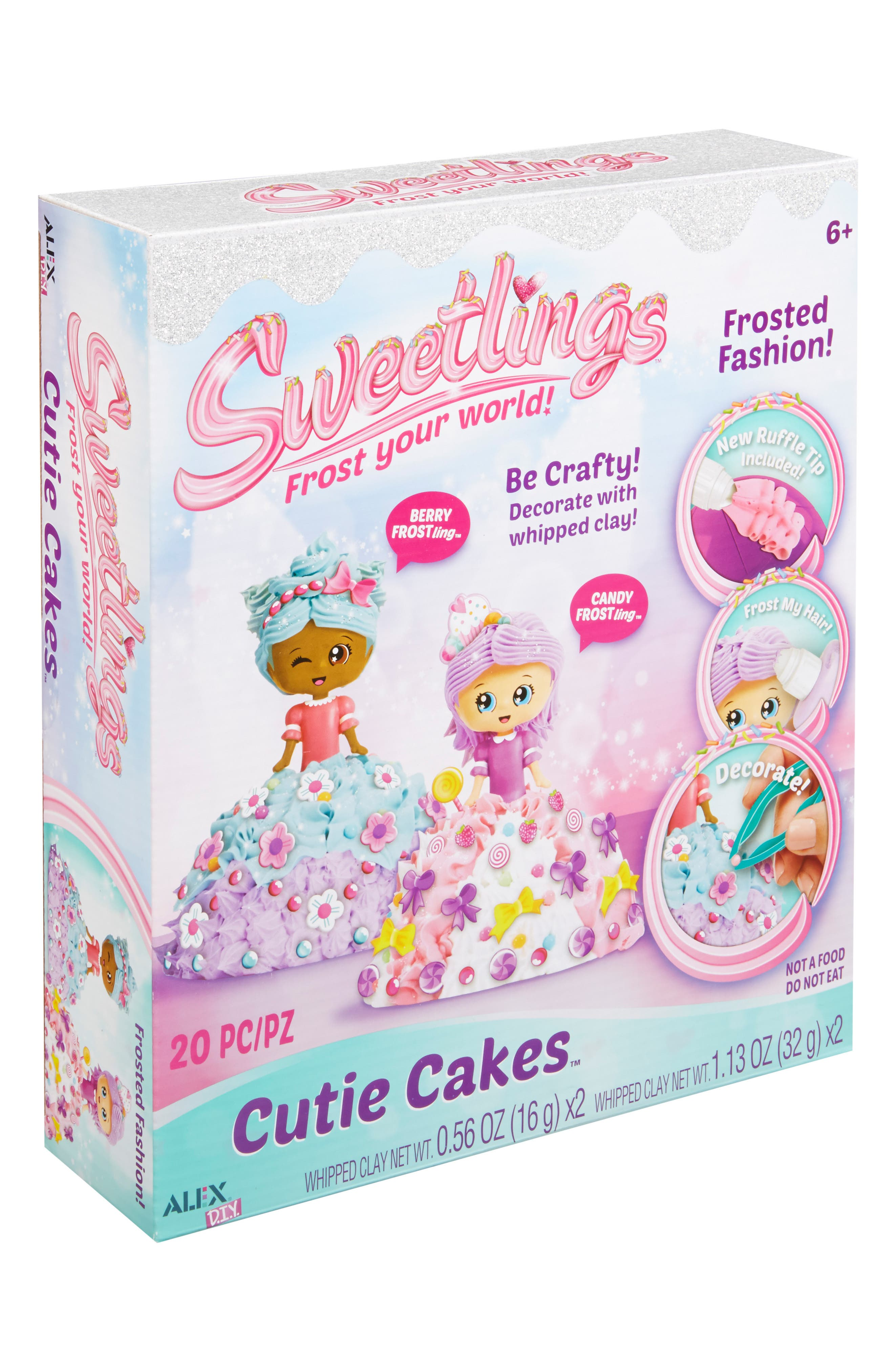 ALEX<SUP>®</SUP> TOYS, DIY Sweetlings Cutie Cakes, Alternate thumbnail 5, color, 960
