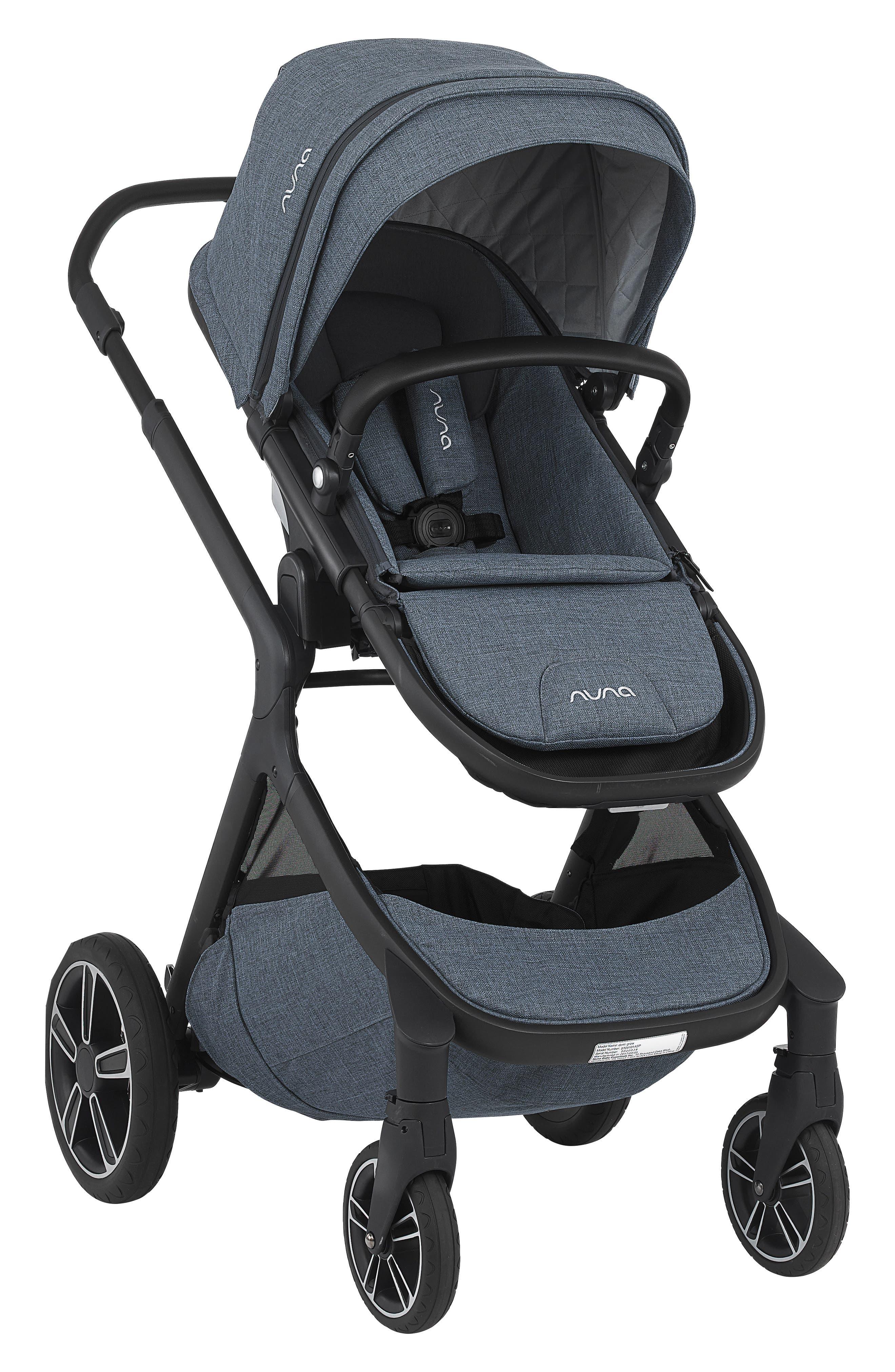NUNA DEMI<sup>™</sup> Grow Stroller, Main, color, BLUE