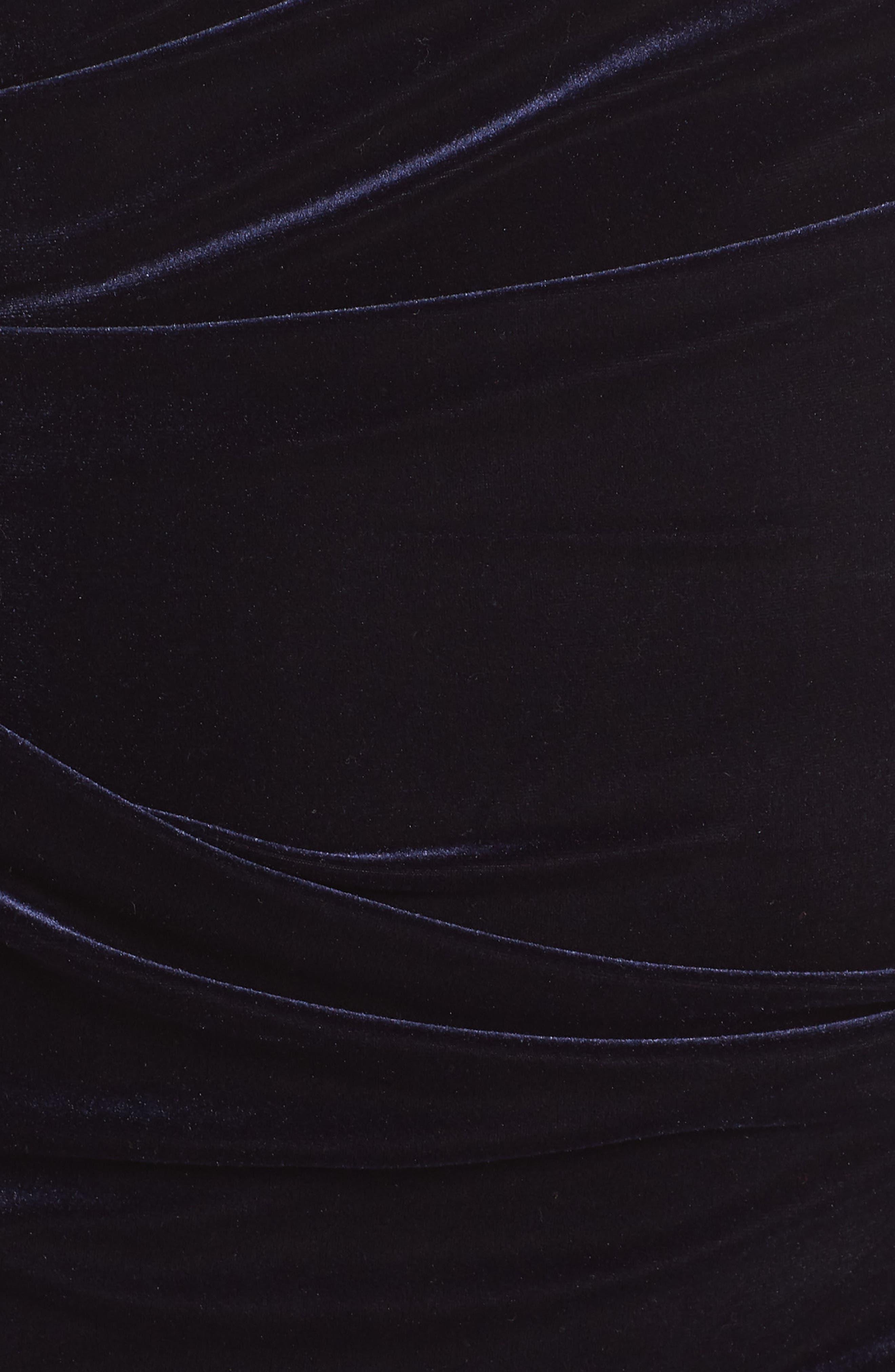 VINCE CAMUTO, Midi Dress, Alternate thumbnail 6, color, 410