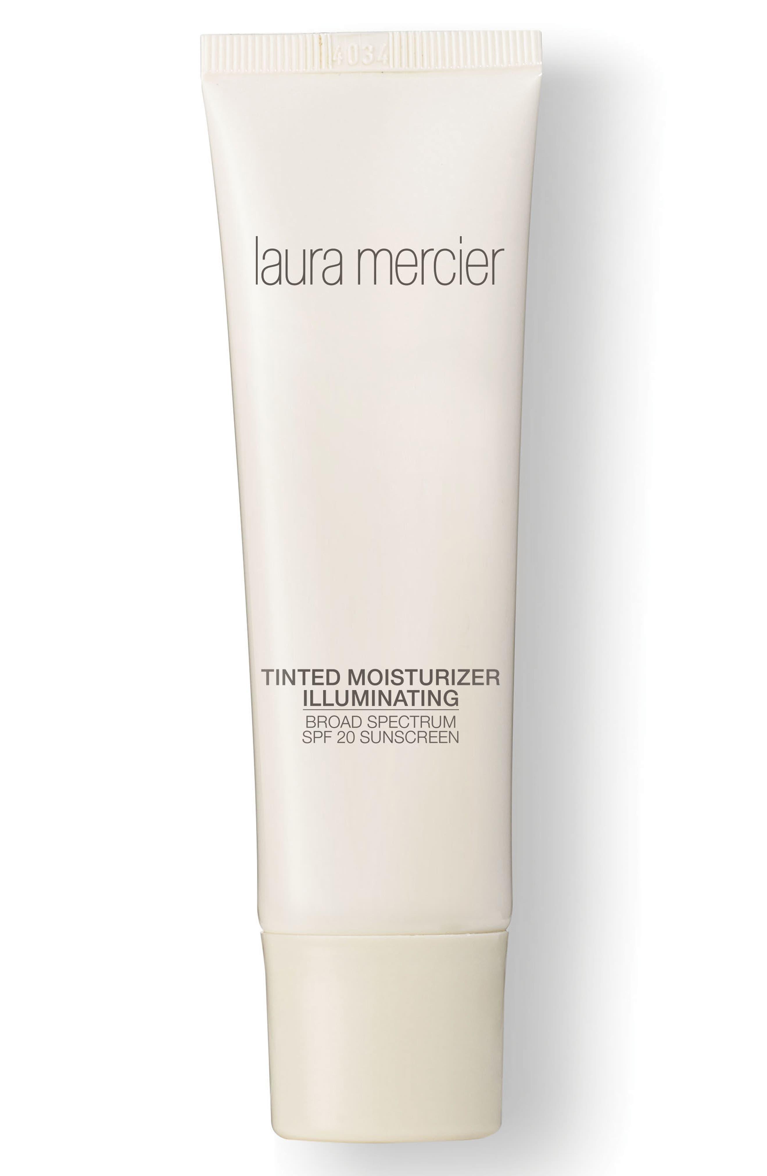 LAURA MERCIER, Illuminating Tinted Moisturizer SPF 20, Main thumbnail 1, color, 1N1 BARE RADIANCE