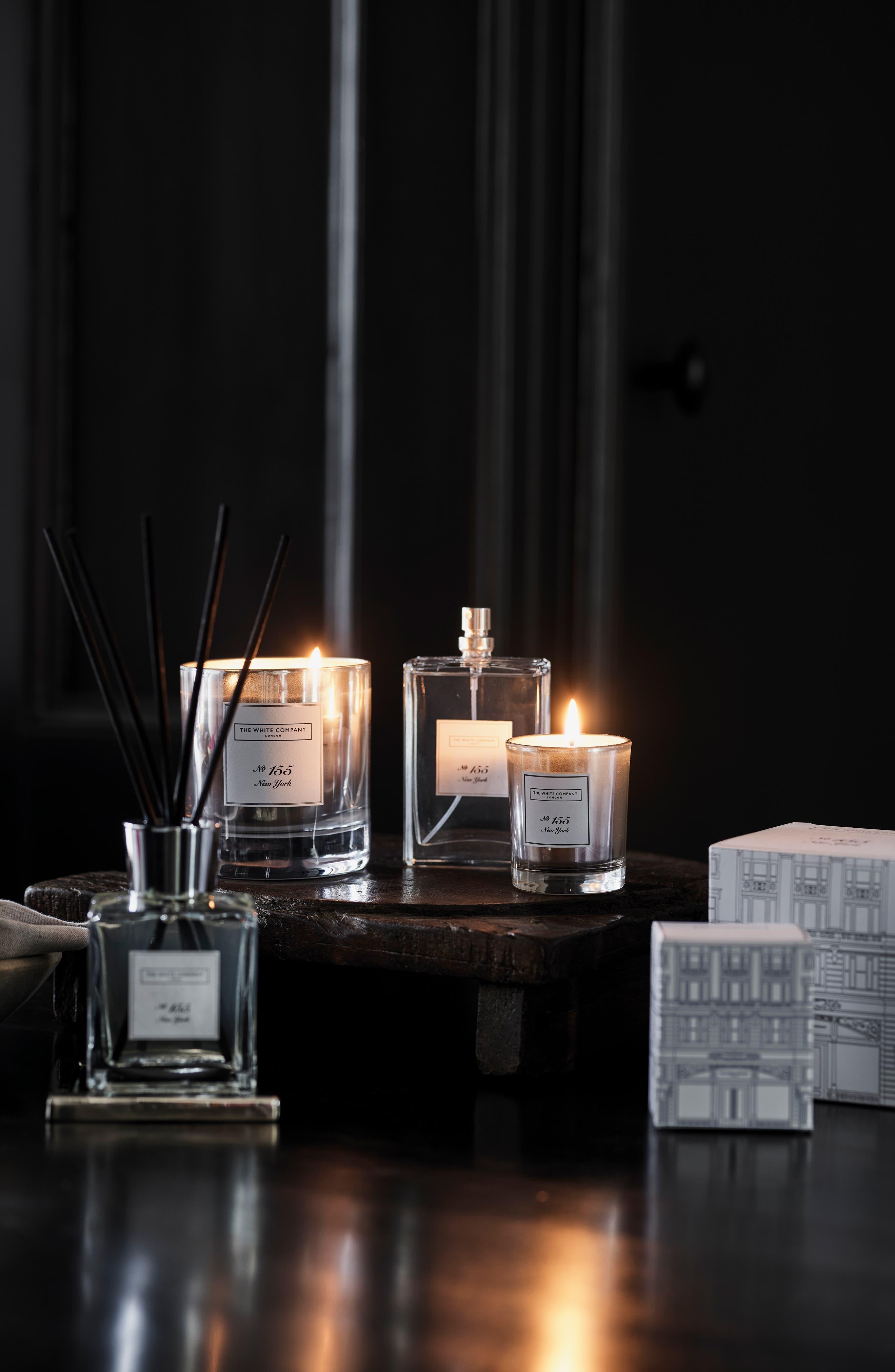 THE WHITE COMPANY, No. 155 Home Fragrance Diffuser, Alternate thumbnail 3, color, WHITE