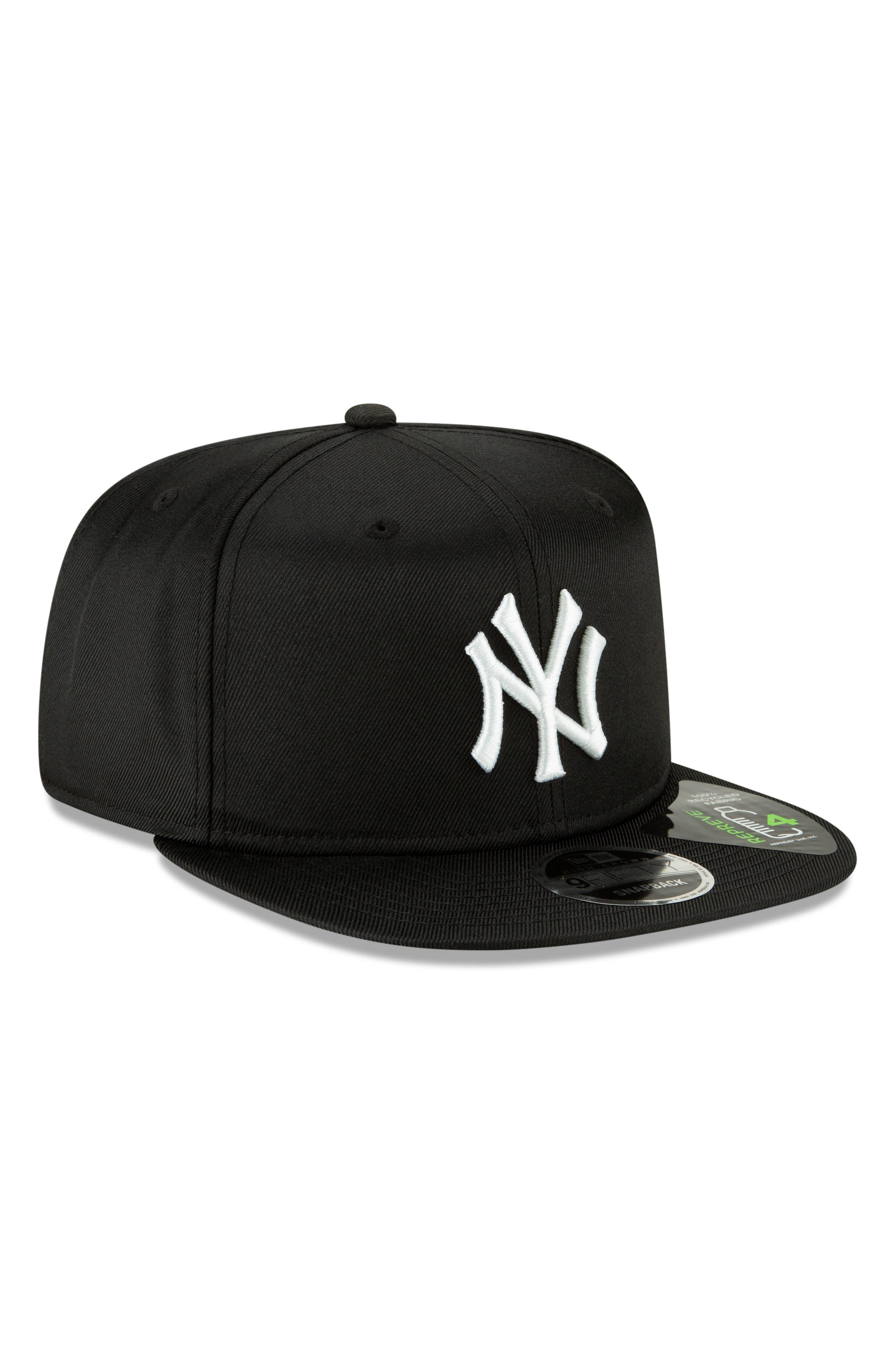 NEW ERA CAP, High Crown 9FIFTY Baseball Cap, Main thumbnail 1, color, YANKEES