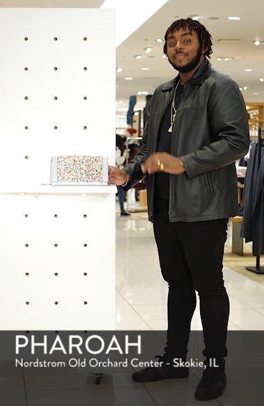 Confetti Flap Clutch, sales video thumbnail