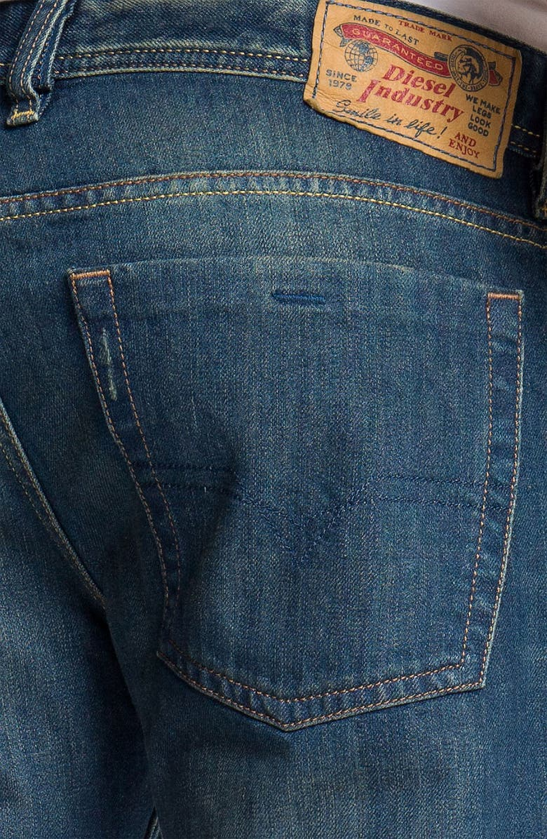 65c35f59 DIESEL® 'Zathan' Bootcut Jeans (888A) | Nordstrom