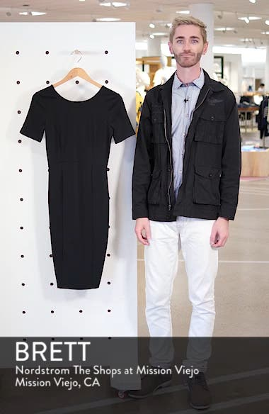 Zip Back Sheath Dress, sales video thumbnail