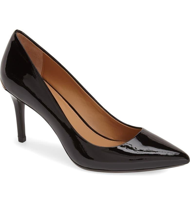 54b22b027b98 Calvin Klein  Gayle  Pointy Toe Pump (Women)