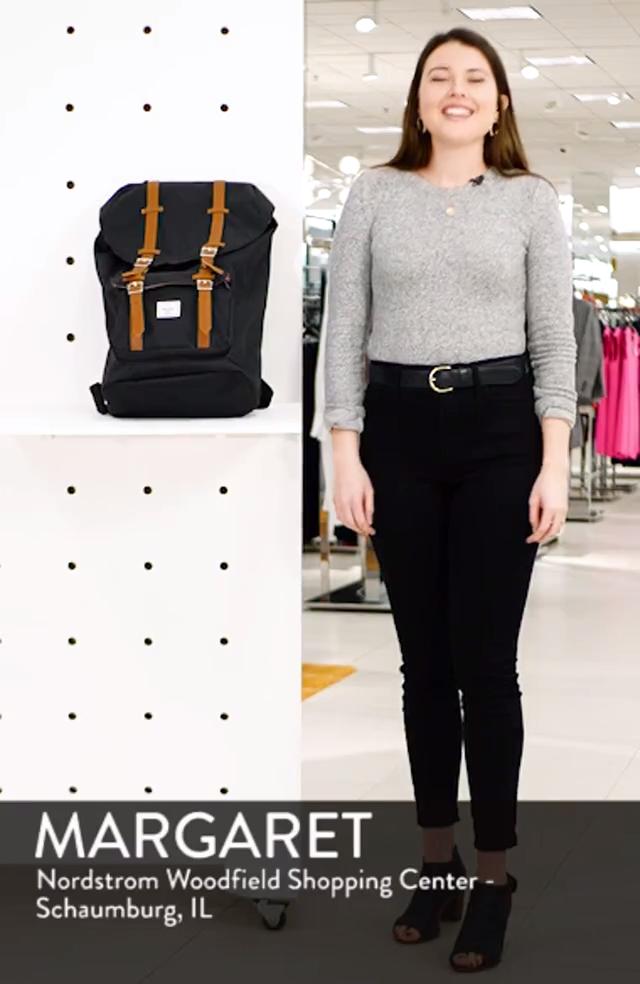 'Little America' Backpack, sales video thumbnail
