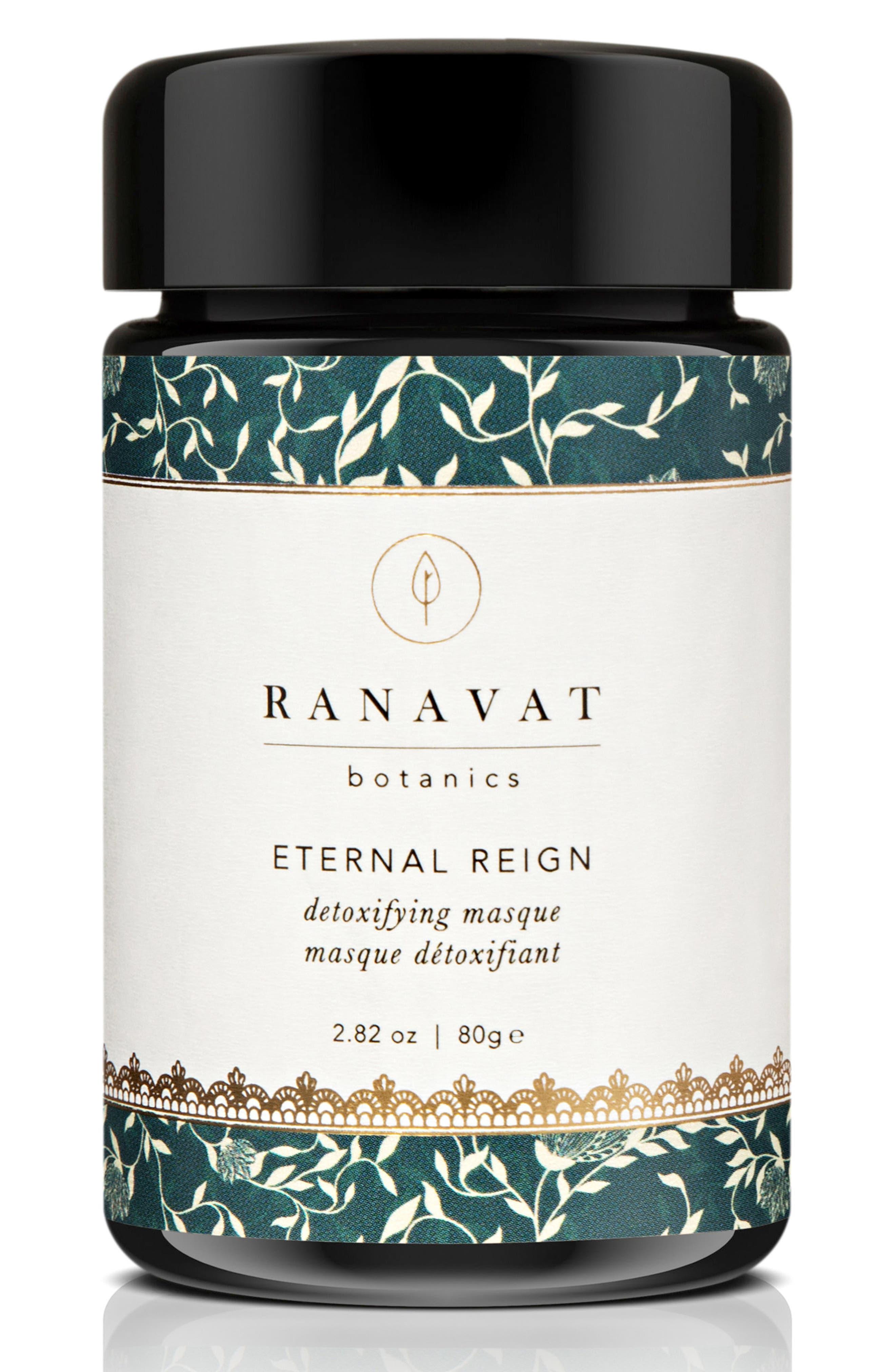 RANAVAT BOTANICS Eternal Reign Detoxifying Masque, Main, color, NO COLOR